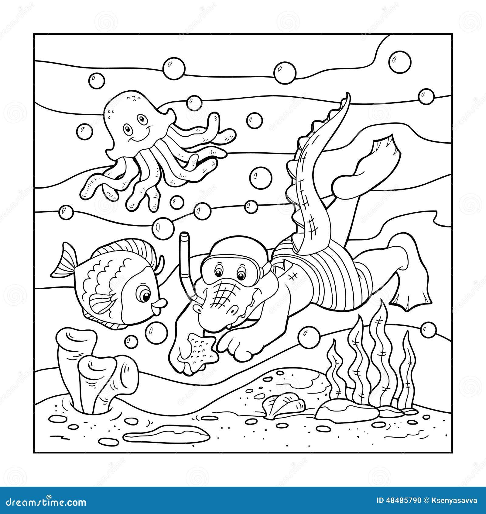 Encantador Marinero Luna Para Colorear Luna Motivo - Dibujos Para ...