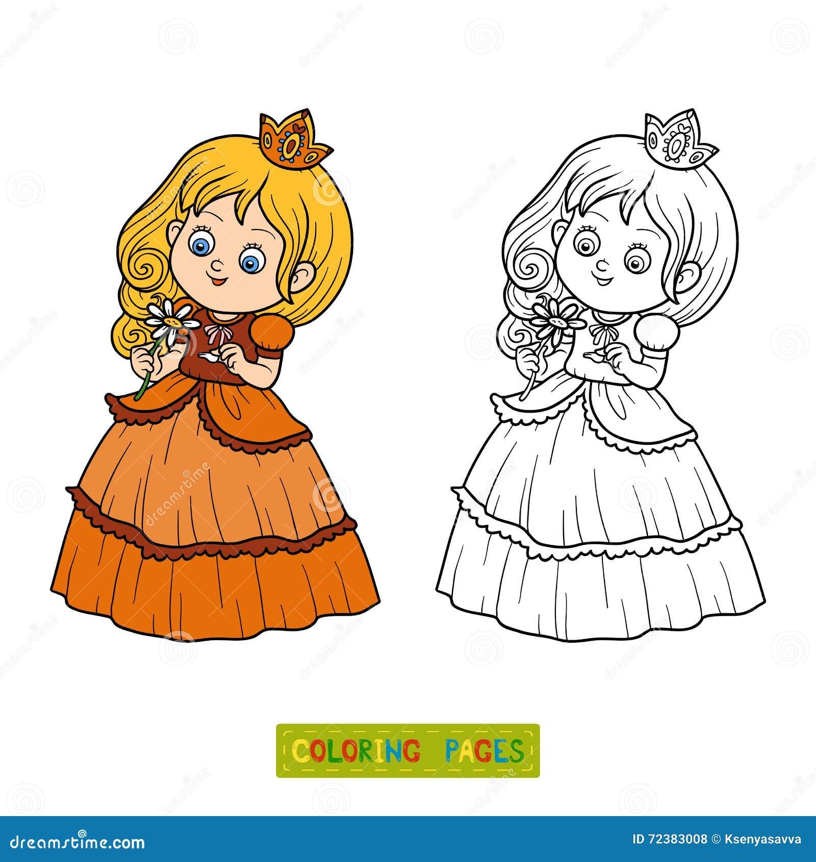 Fantástico Princesa Melocotón Y Margarita Para Colorear Componente ...