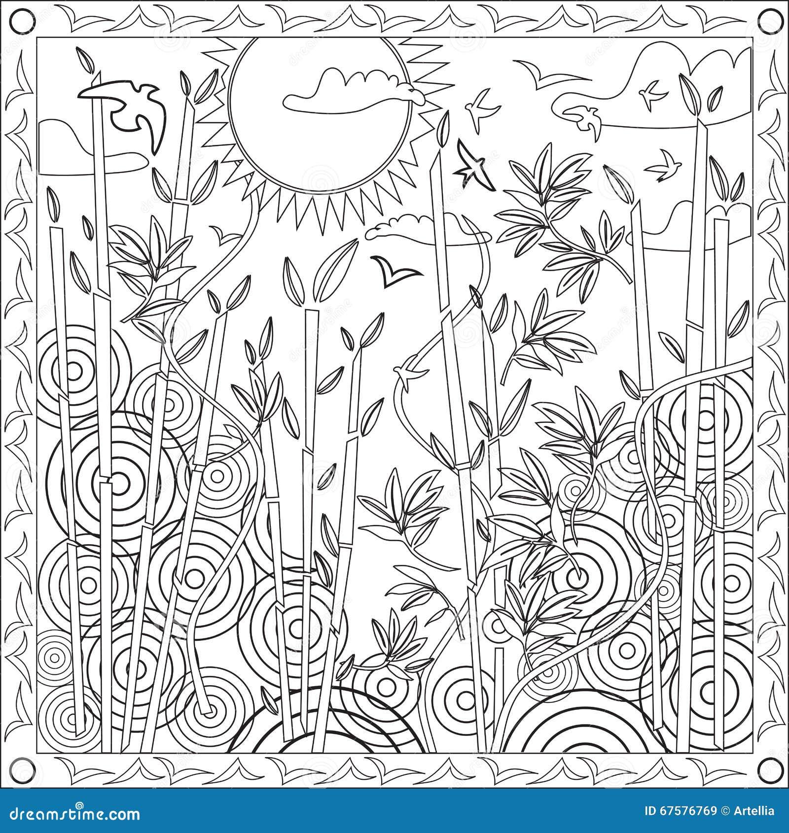 Fantástico Libros Para Colorear Japoneses Regalo - Dibujos Para ...