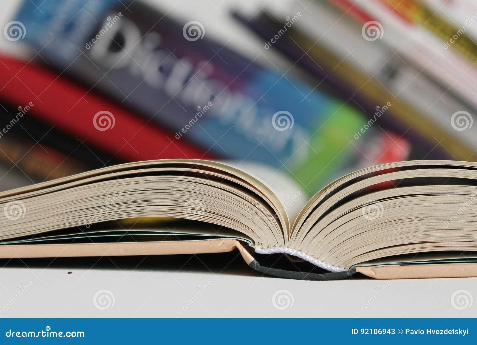 Libro scoperto