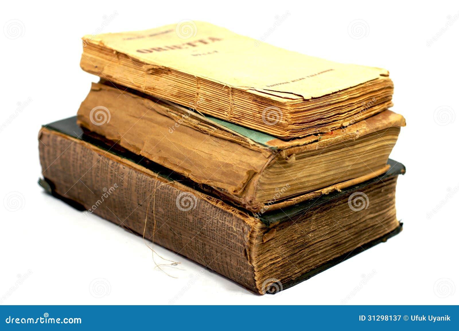 Libros Antiguos Viejos Imagen De Archivo Imagen De Biblioteca