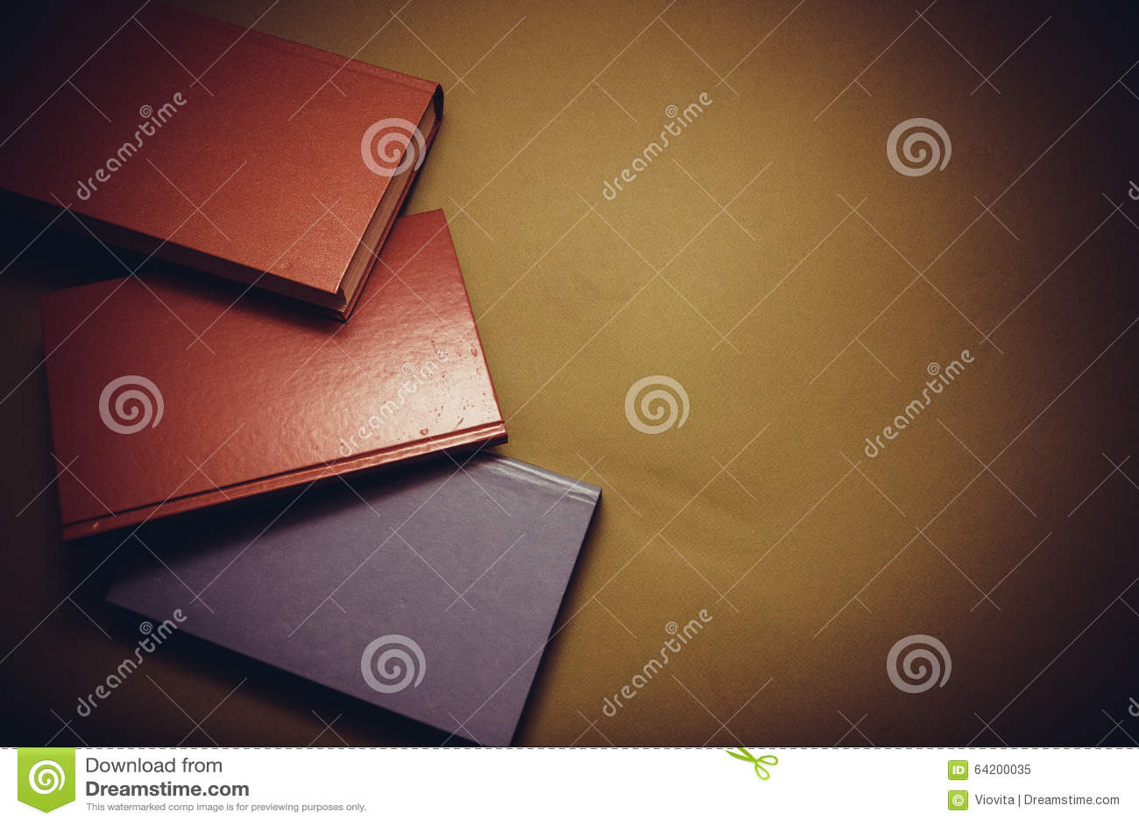 Libros de la cubierta de Brown
