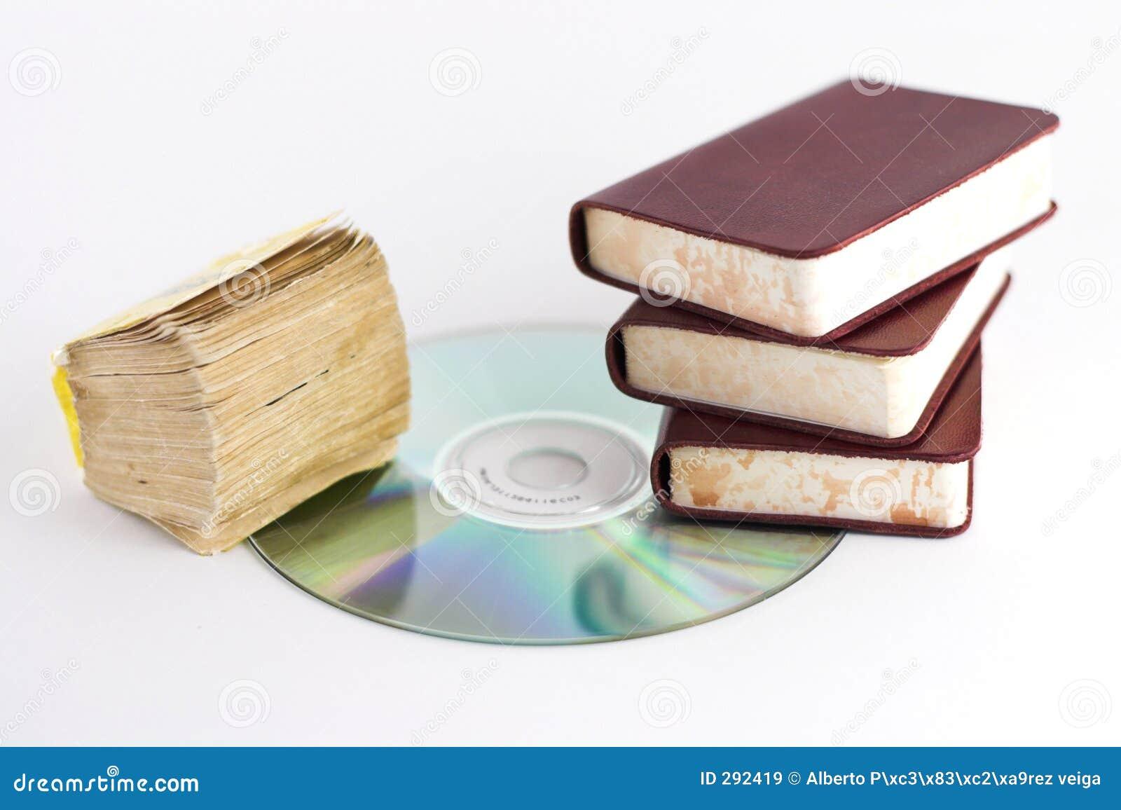 Libros y CD