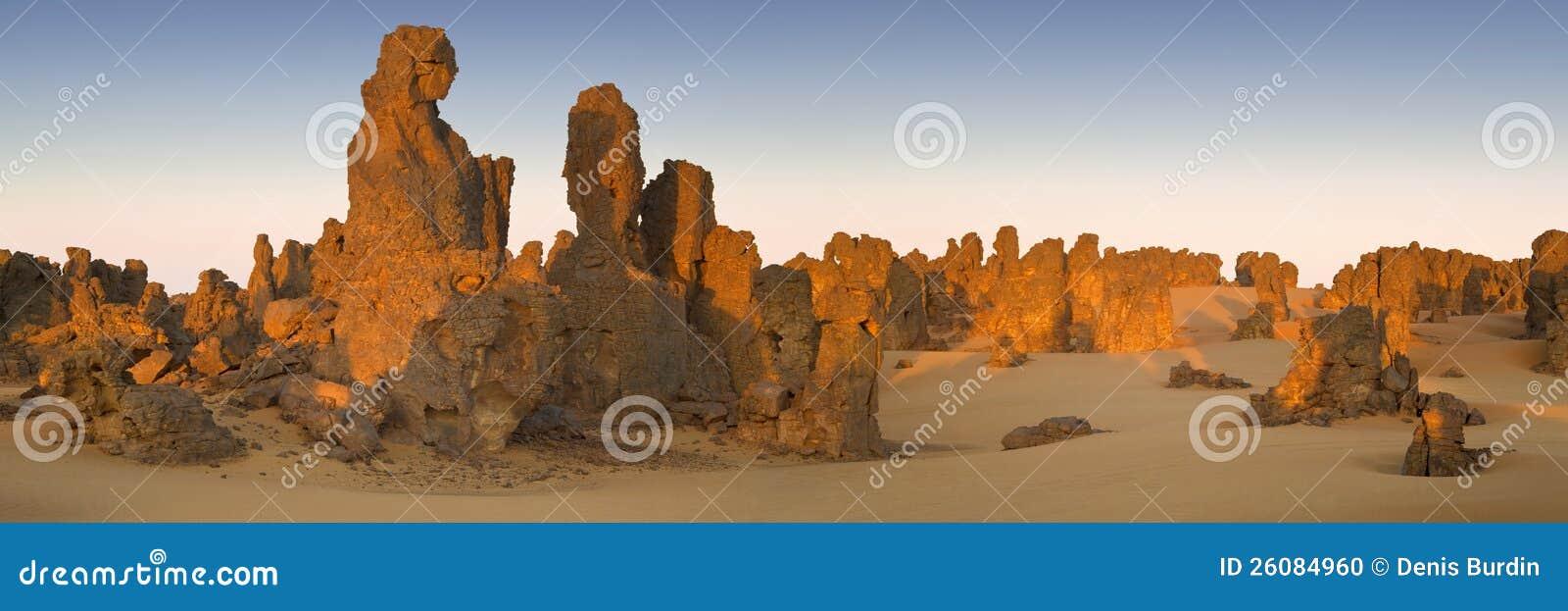 Libysche Wüste