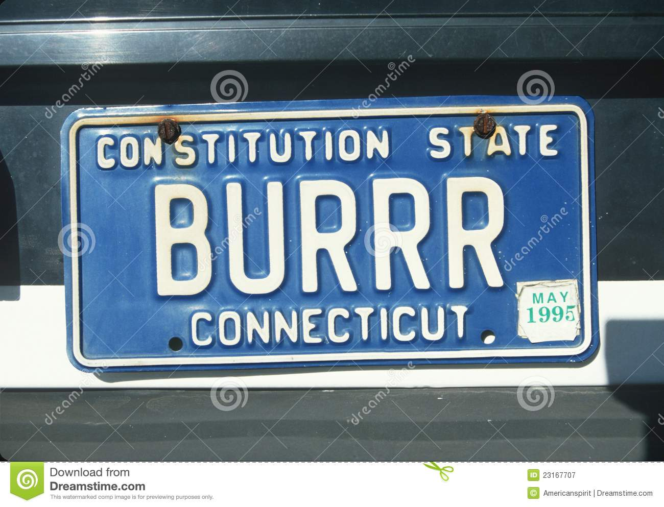 License Plate In Connecticut Editorial Photography - Image ...