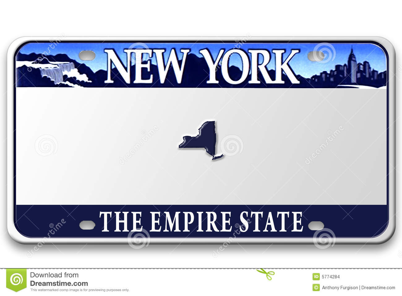 License Plates Stock Images Image 5774284