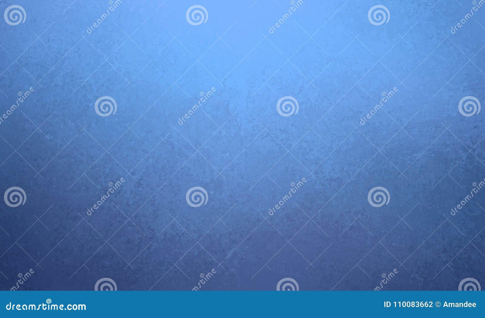 Lichtblauw ontwerp als achtergrond met donkerblauwe grens en uitstekende textuur, gradiënt blauwe kleur