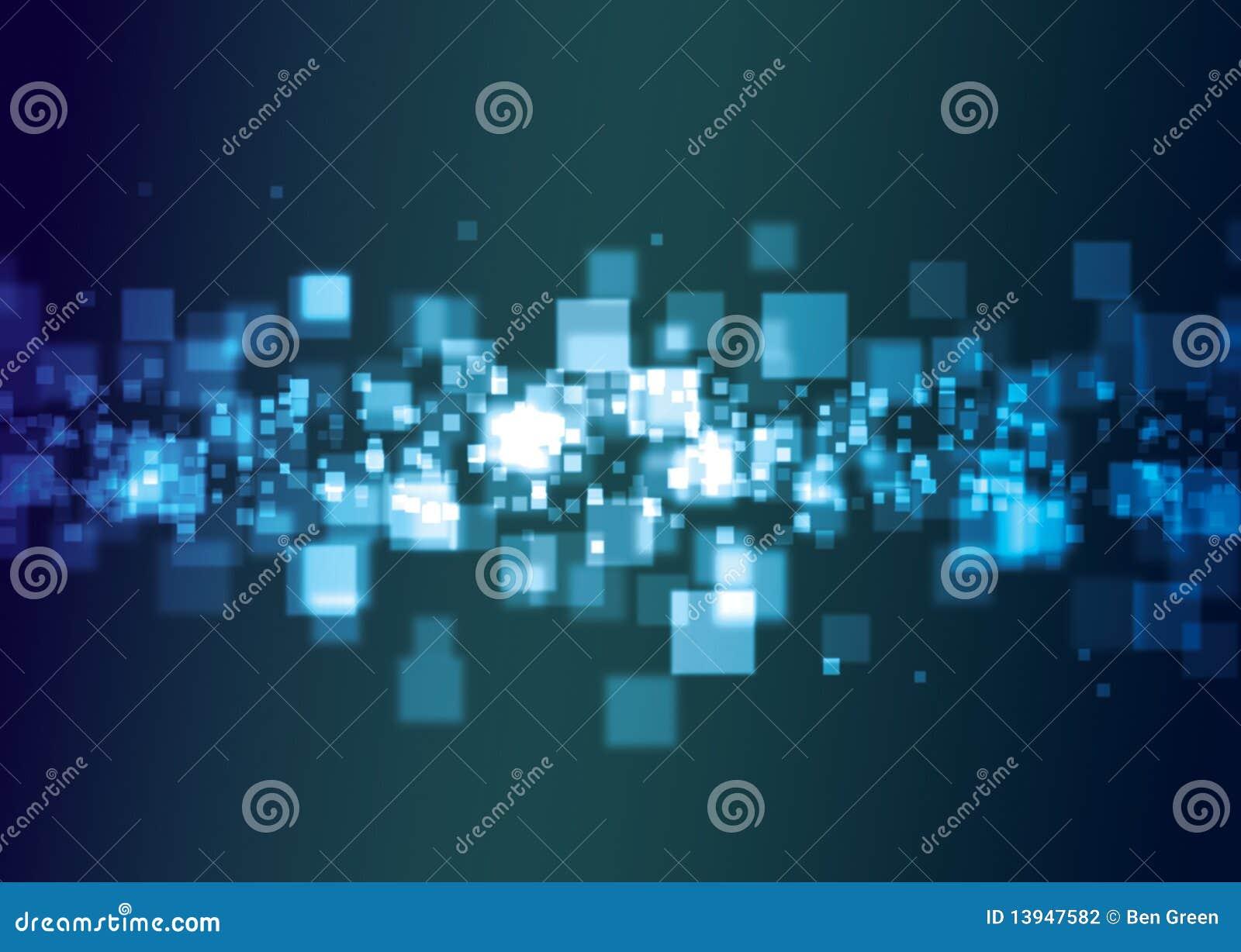 Lichte Vierkanten