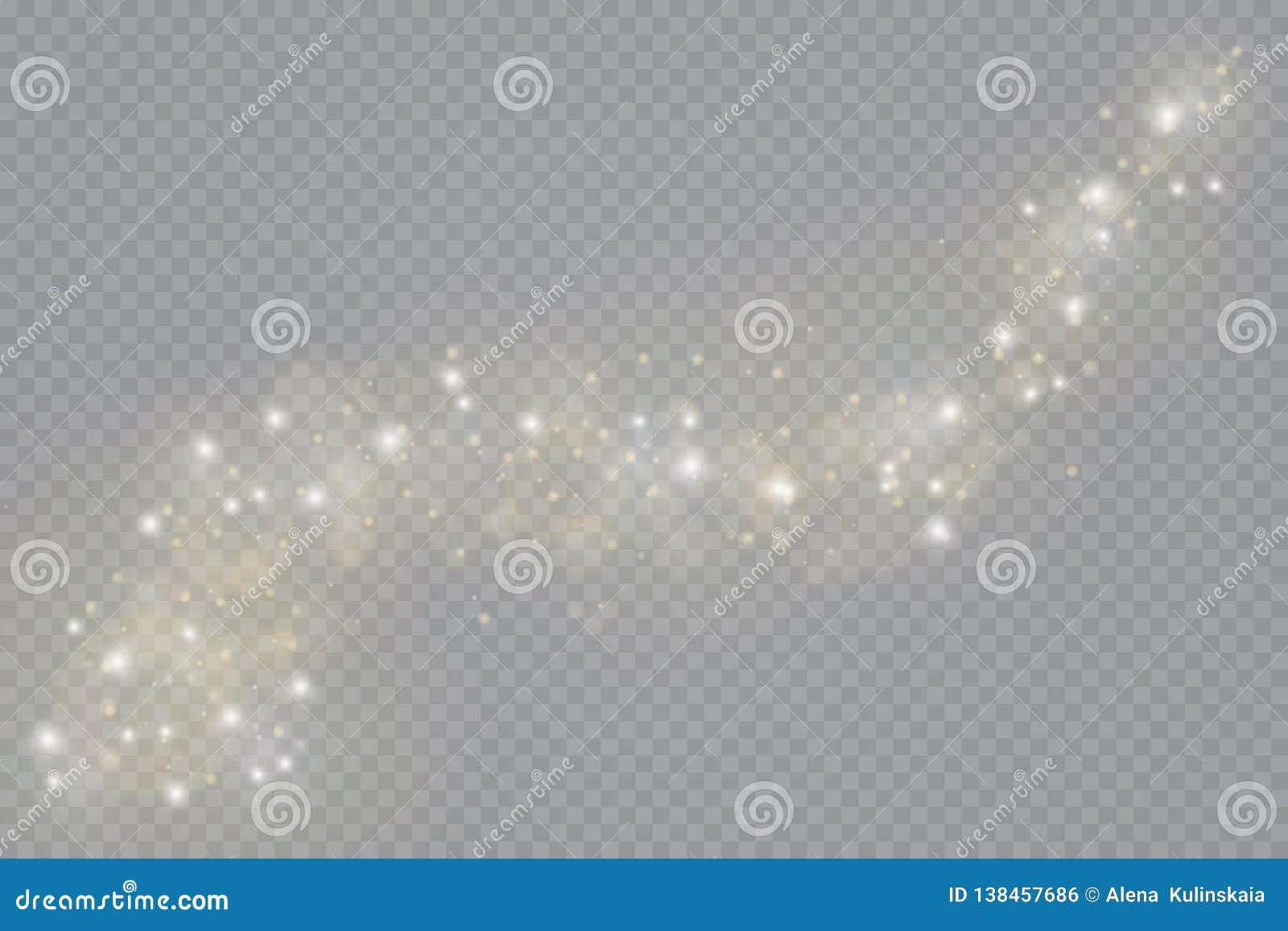 Lichteffekt des Glühens Auch im corel abgehobenen Betrag Weihnachtsgrelles Konzept
