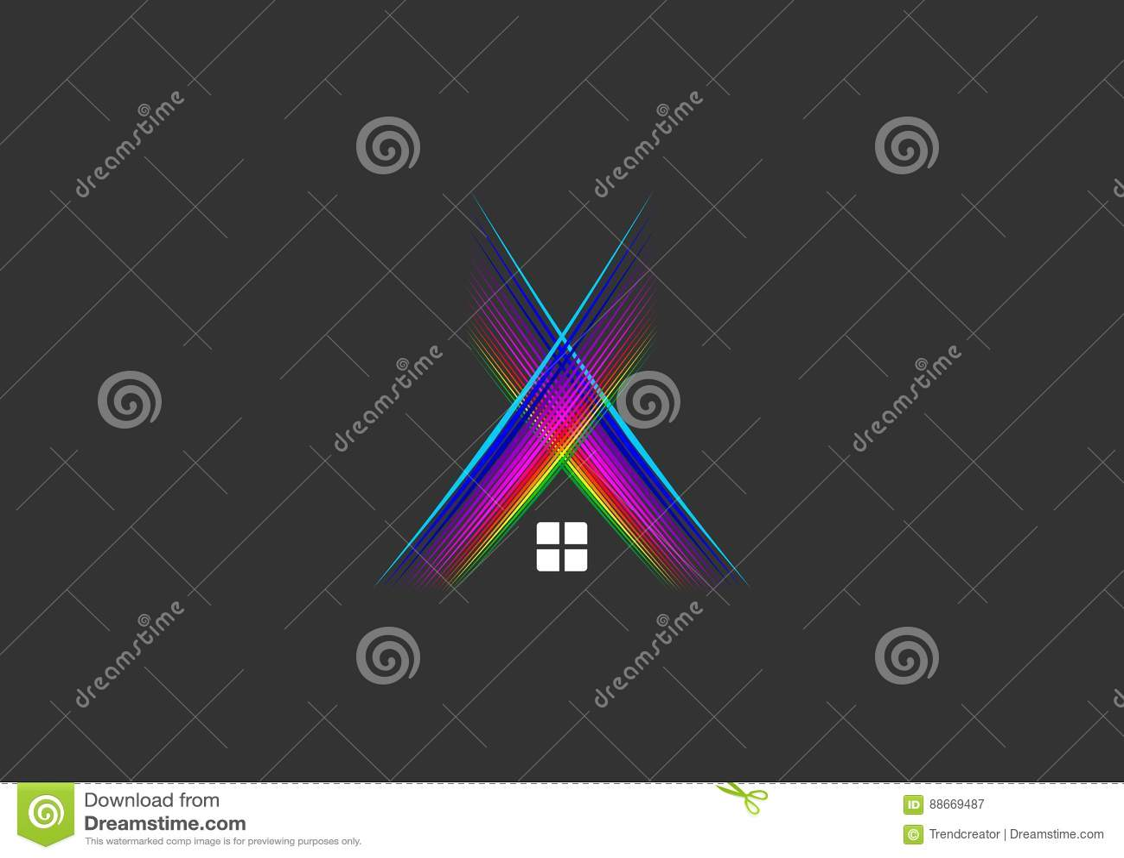Ungewöhnlich Gebäude Elektrische Zeichen Symbole Fotos - Der ...