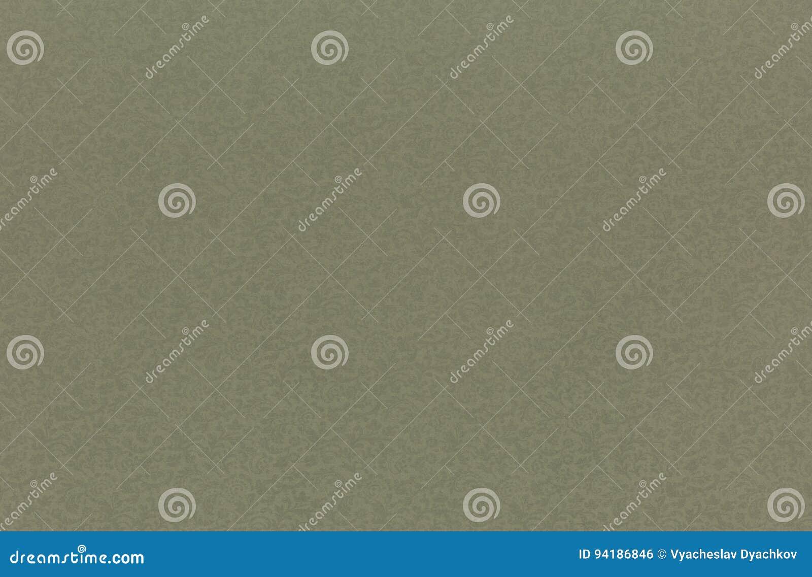 Lichtgroene kleur van het achtergrond de kleine bloemeninstallatieornament om het even welk van uw tekst Oud document