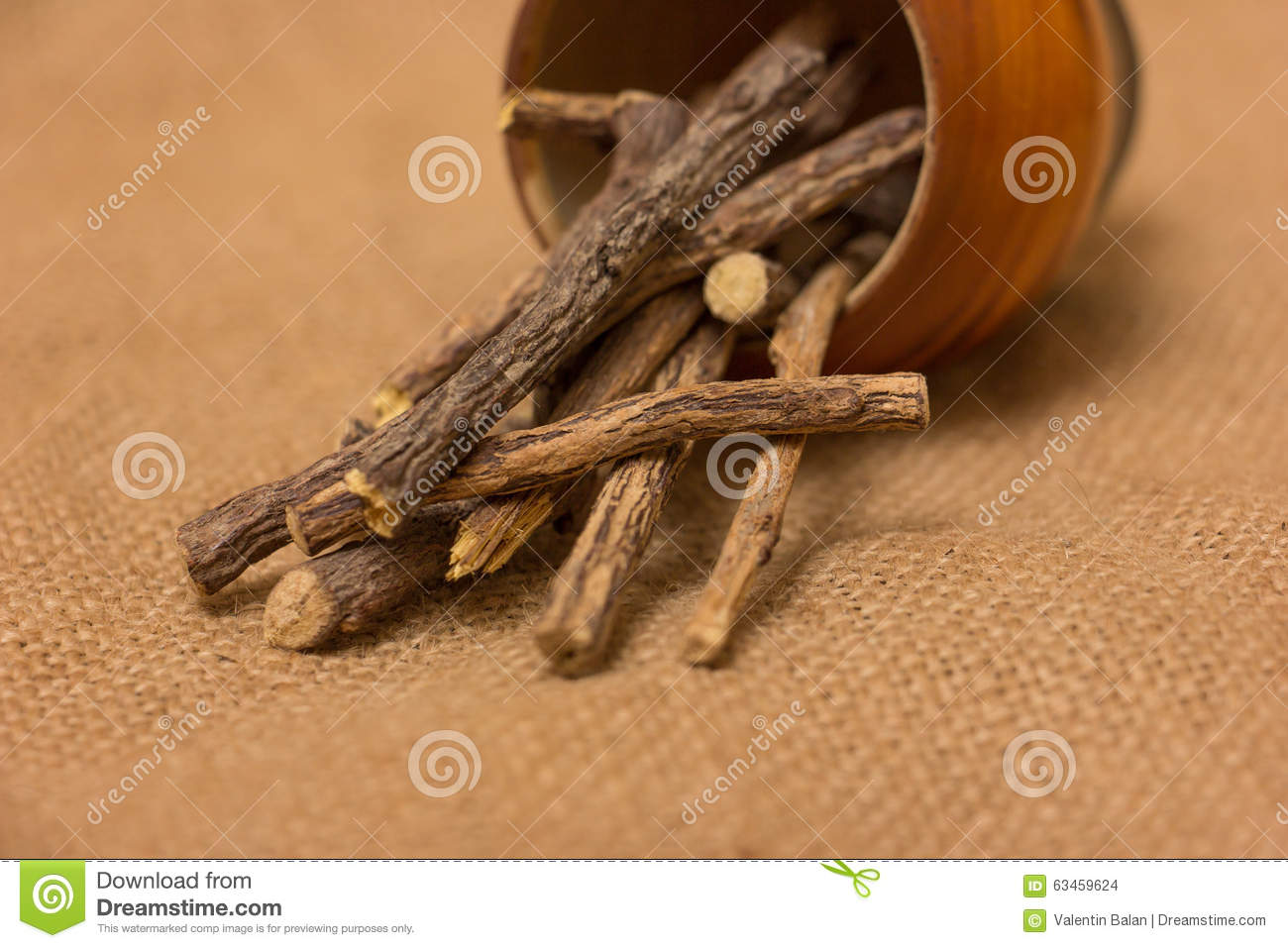 how to make licorice root powder at home