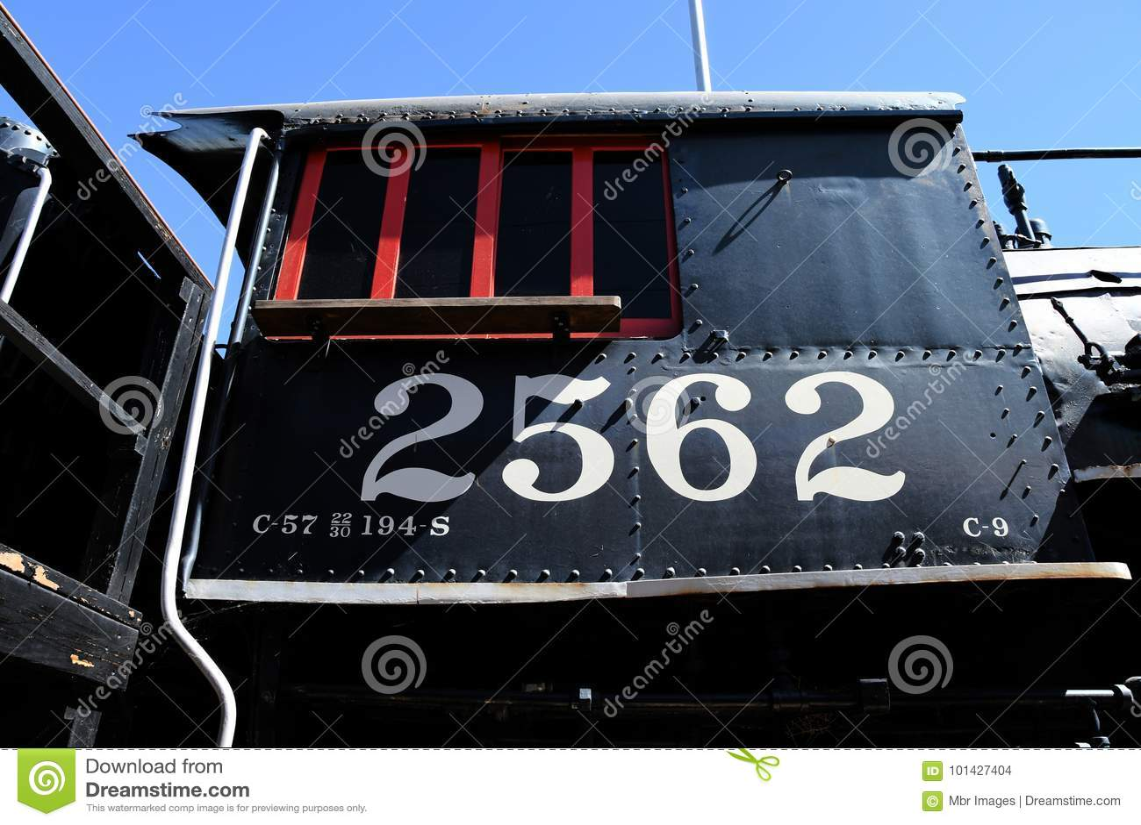 Liczby na pociągu