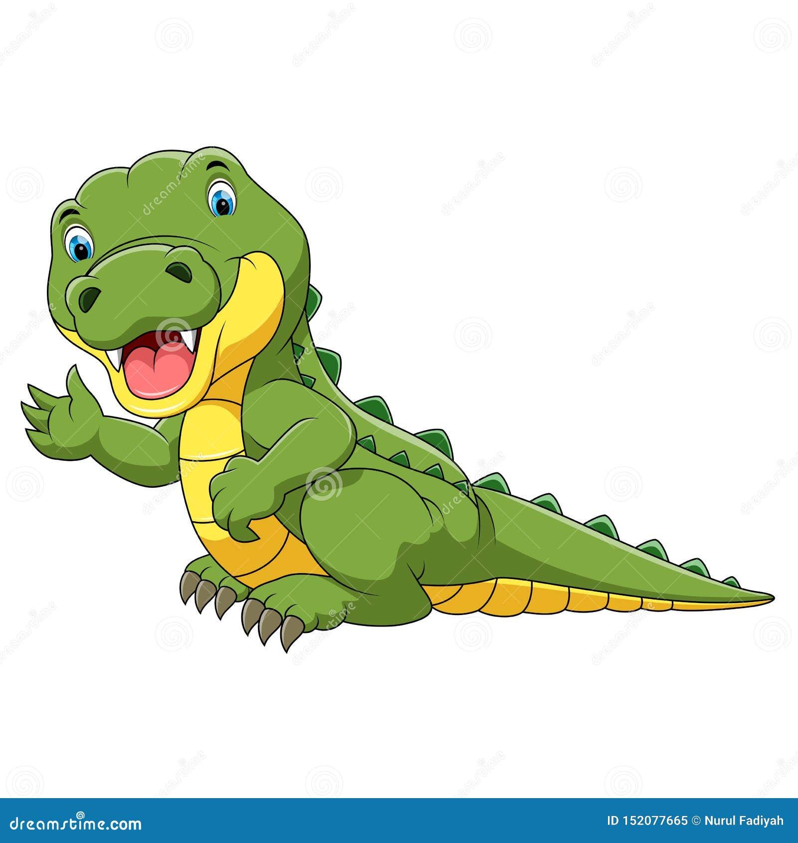 ?liczna krokodyl kresk?wka