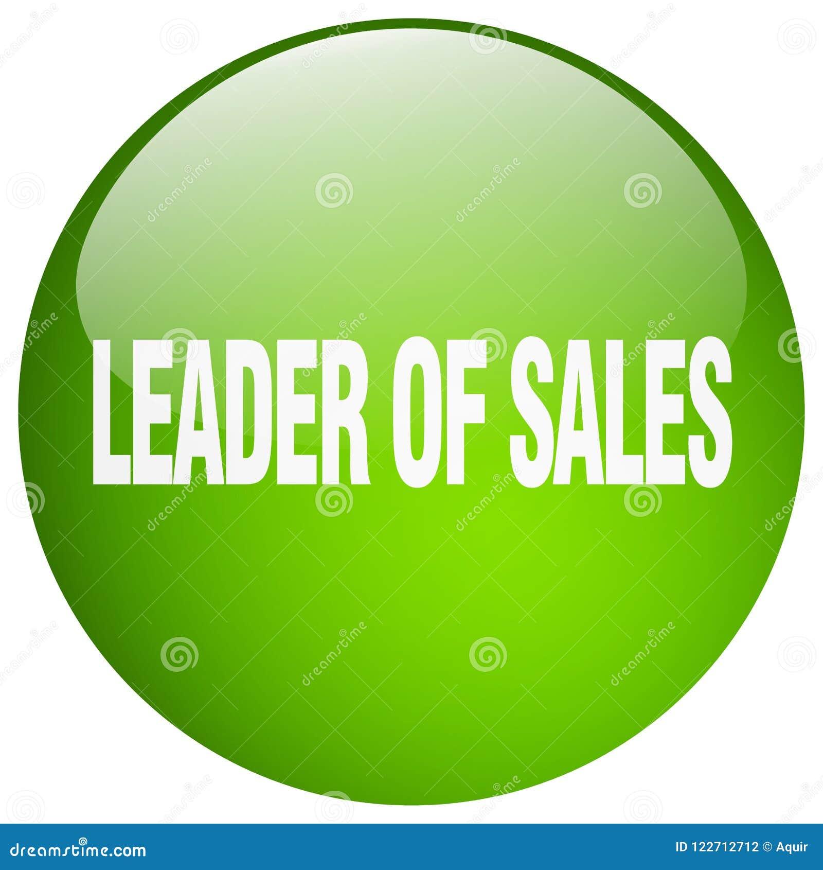 Lider sprzedaż guzik