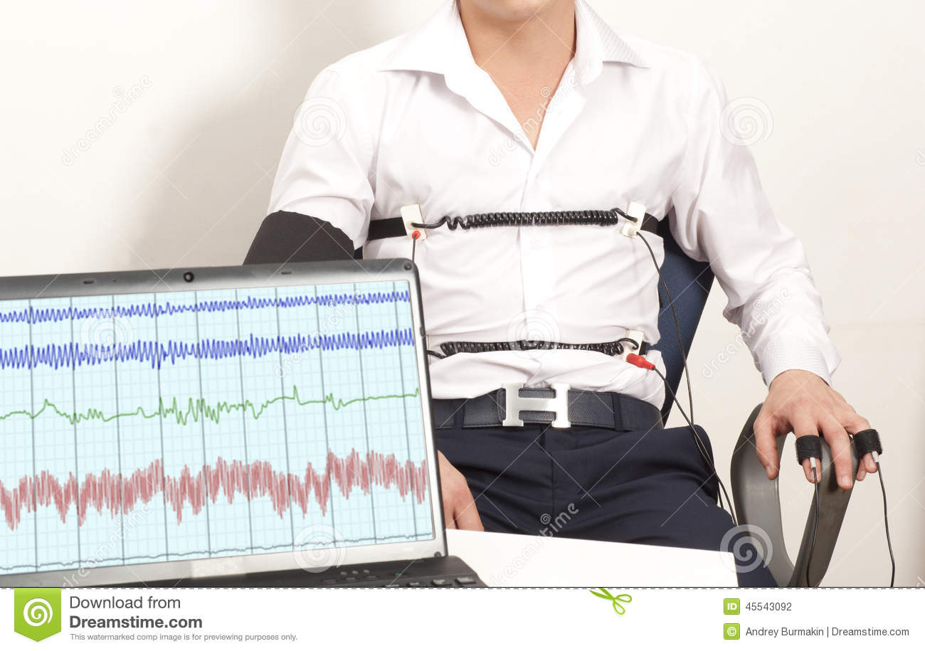 The origin of the polygraph lie detector test