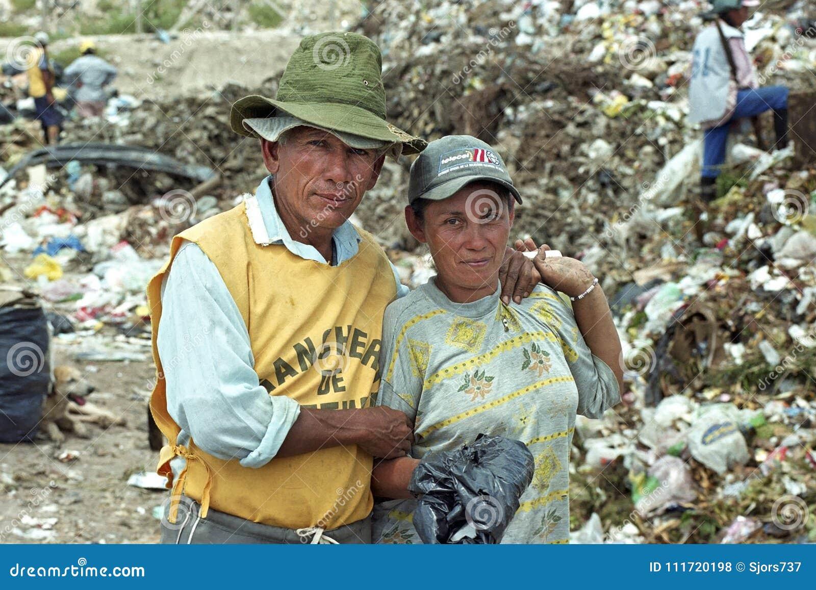 Liebe auf paraguayischer Überlebensstrategie der Müllkippe