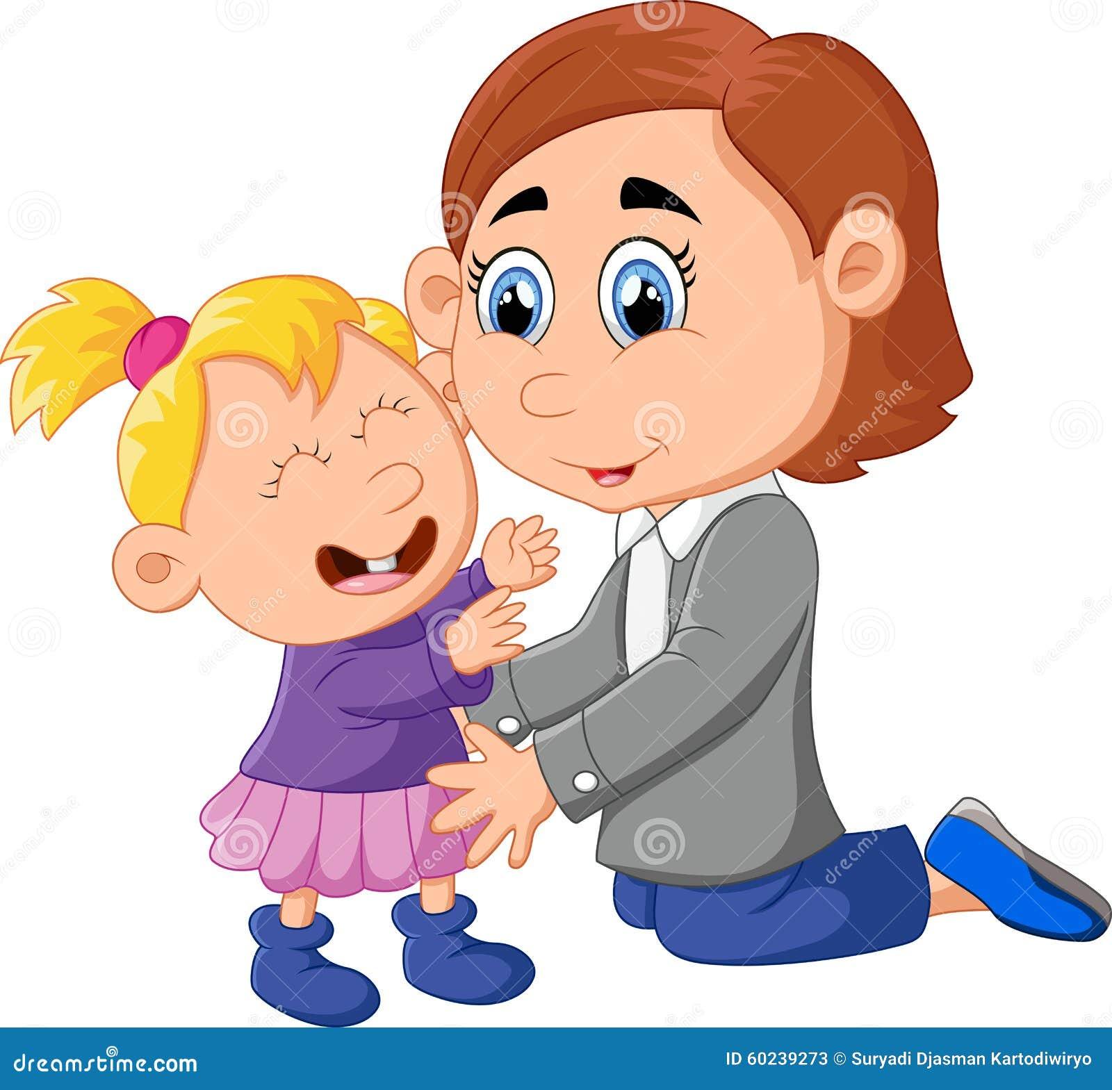 Der Instinkt Einer Mutter