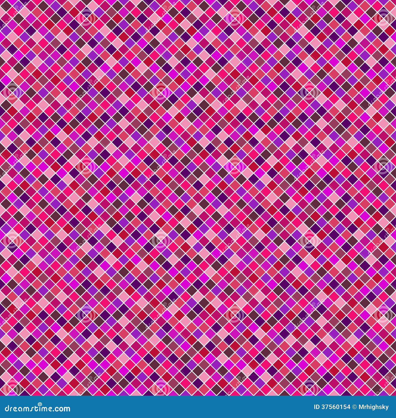 Liebe färbt Mosaikmuster vektor abbildung. Illustration von liebe ...
