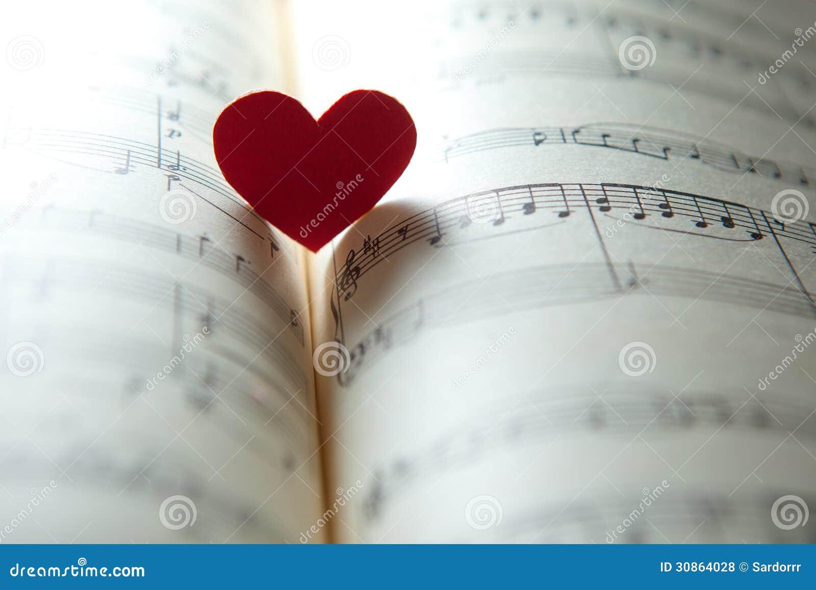 Liebe für Musik
