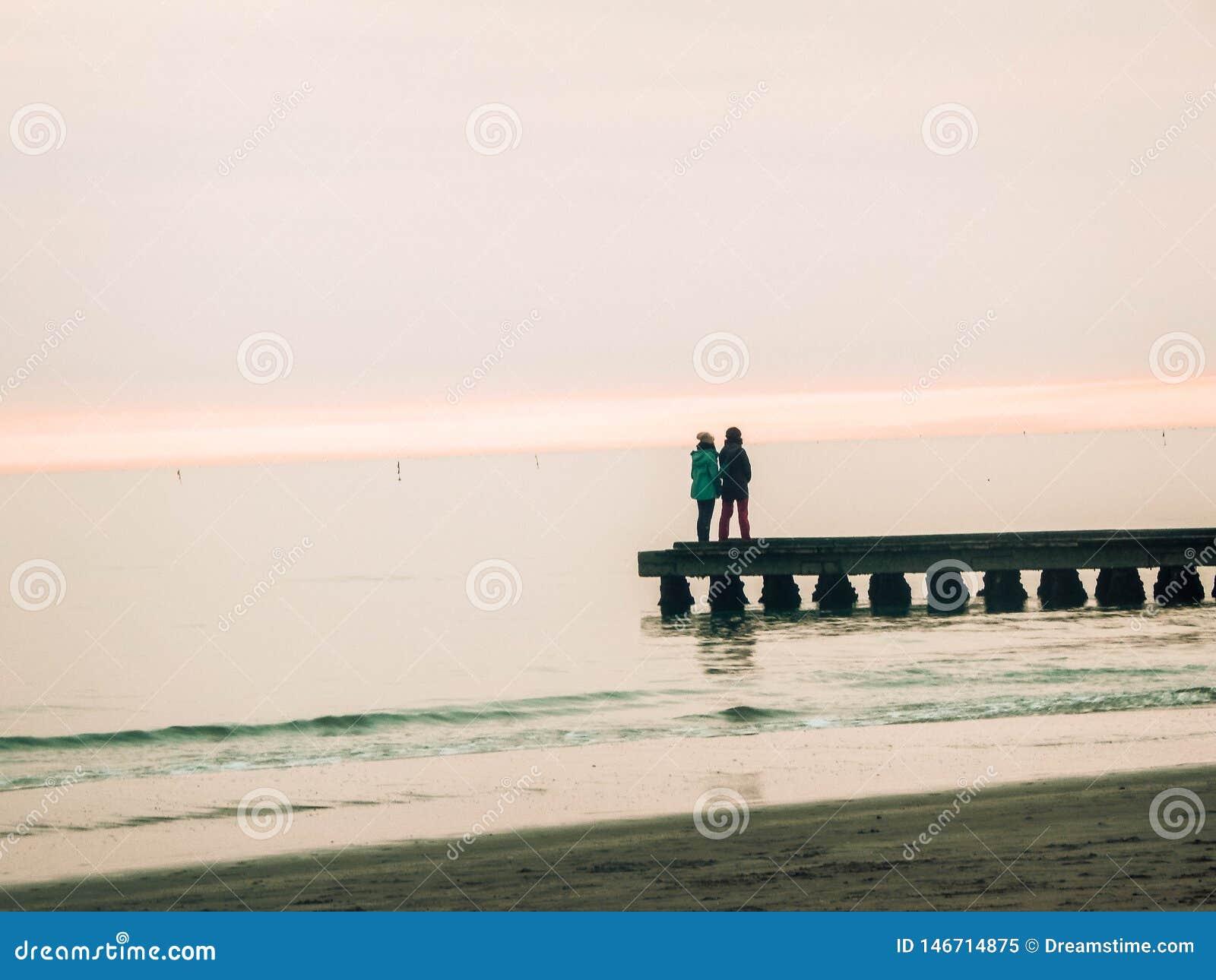 Liebe ist wie ein Ozean