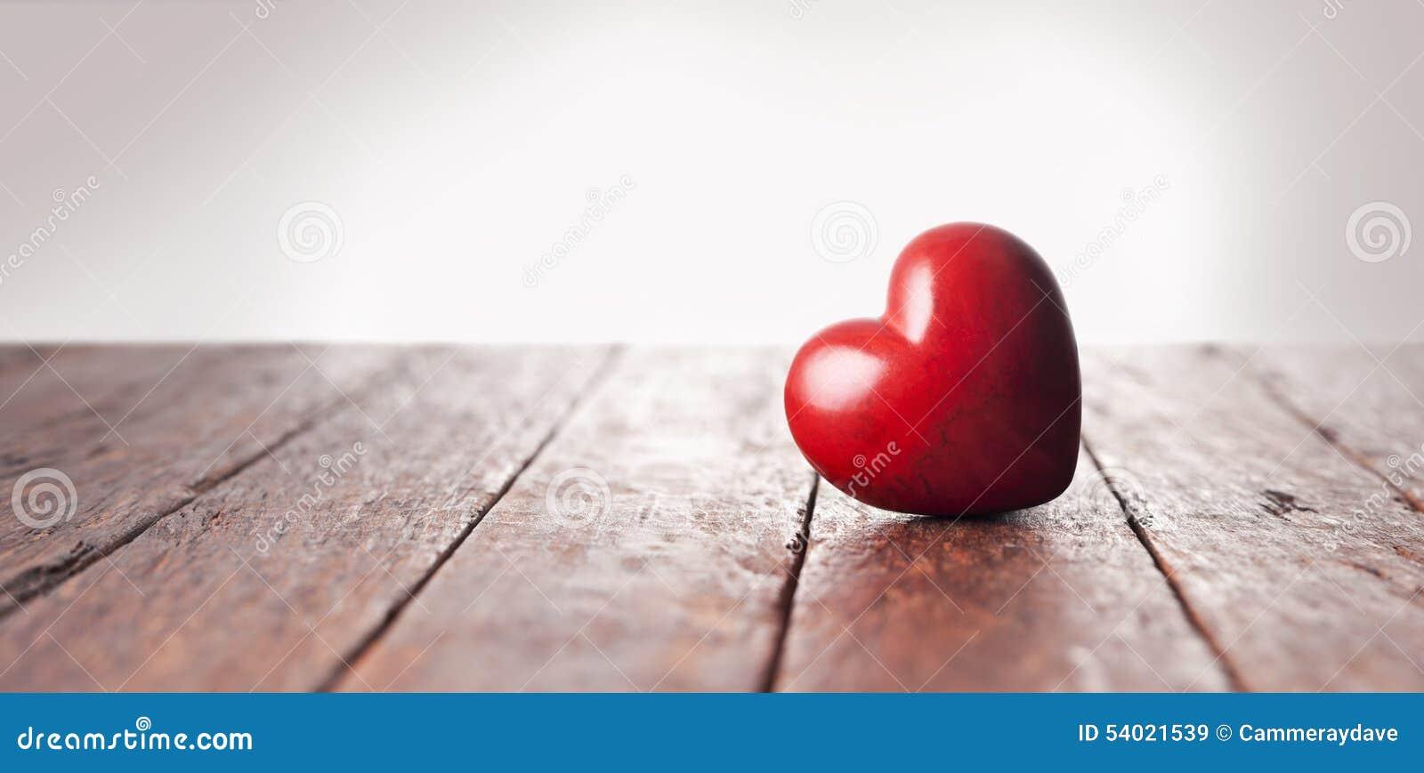 Liebes-Herz-Fahnen-Hintergrund