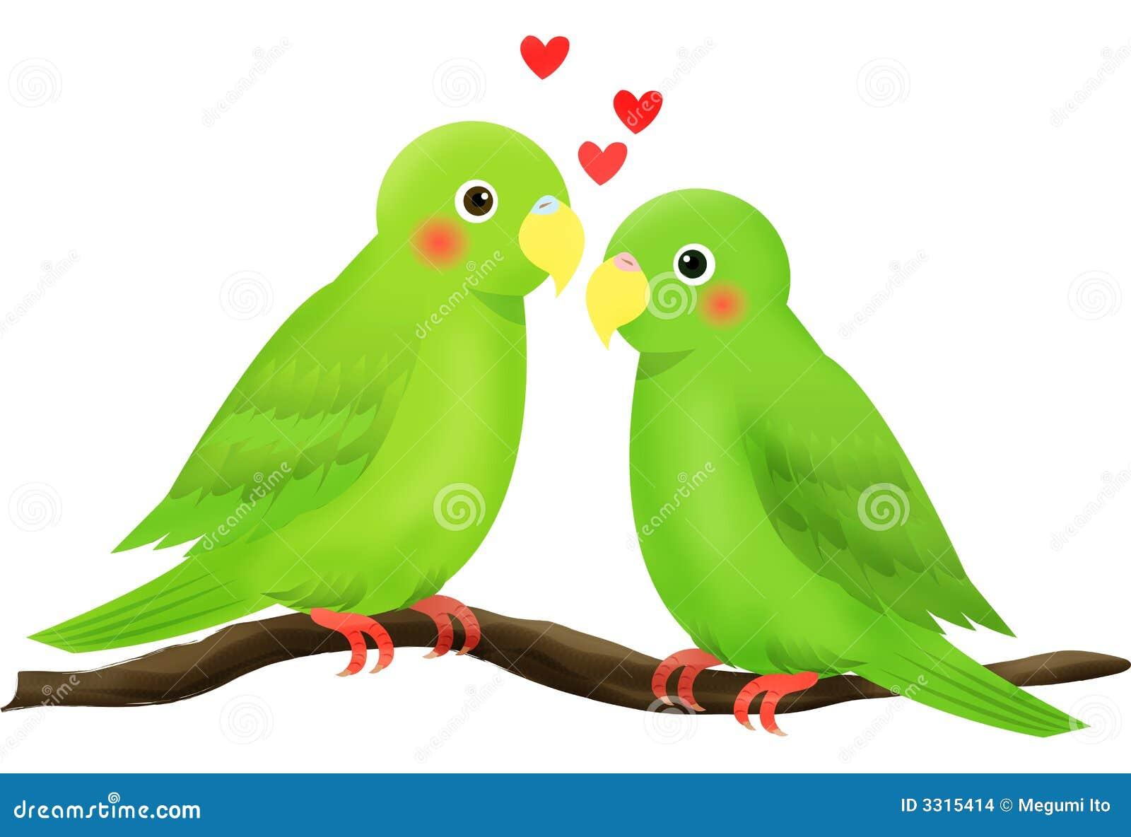 Liebesvogel