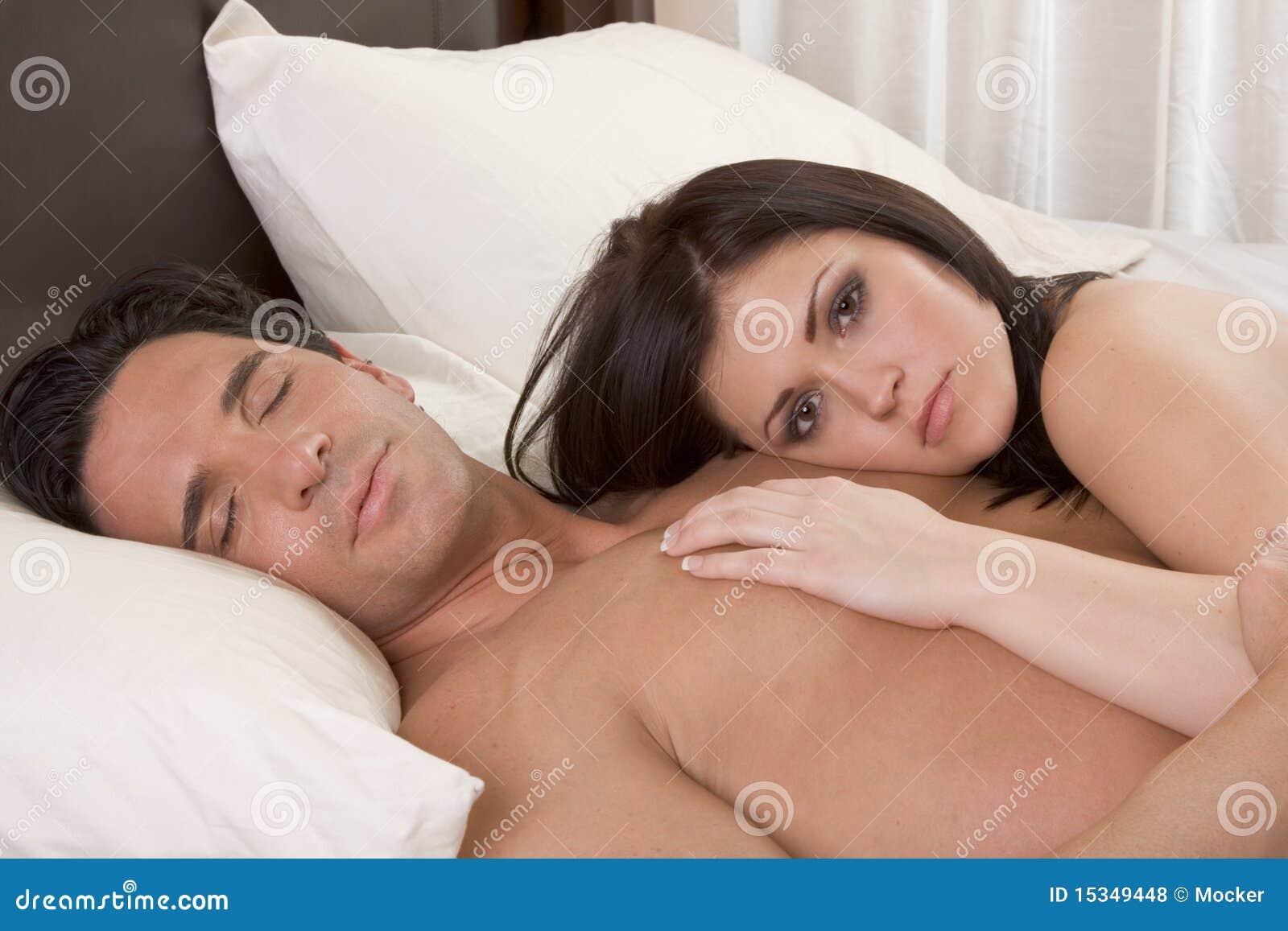 Nackte Junge Paare