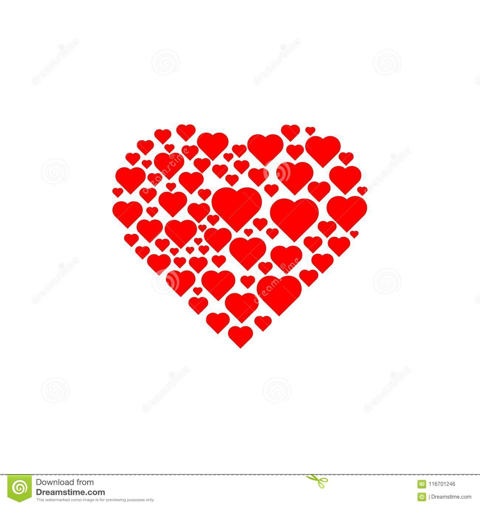 Liefde binnen velen liefde