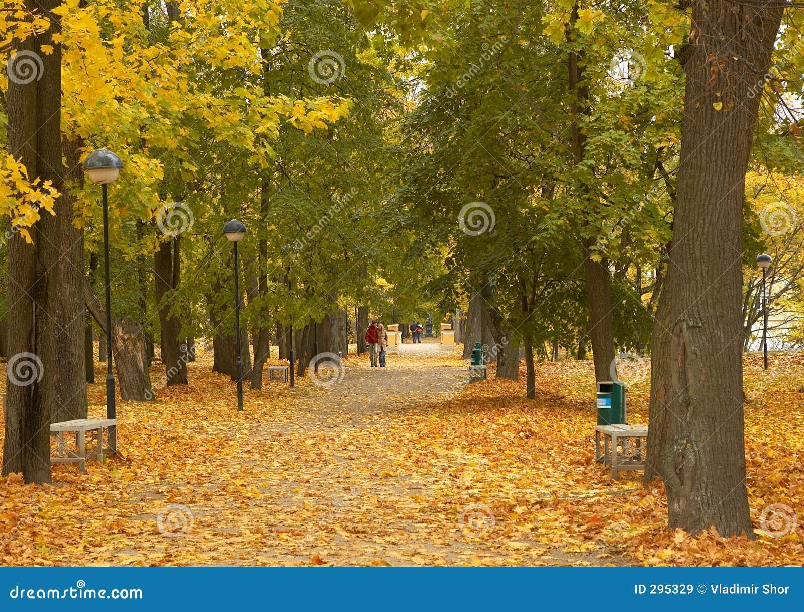 Liefde en de herfst