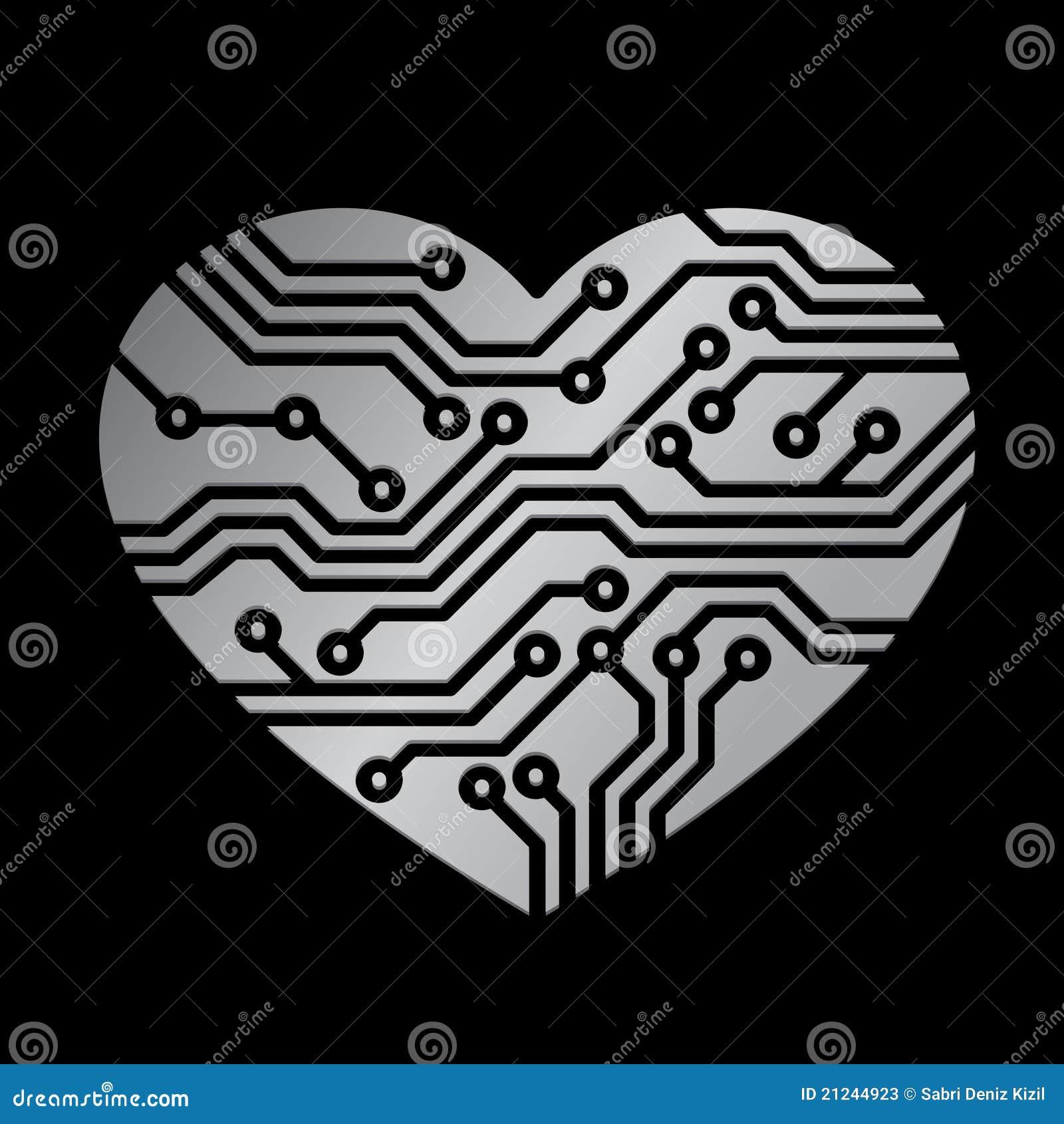 Liefde van technologie
