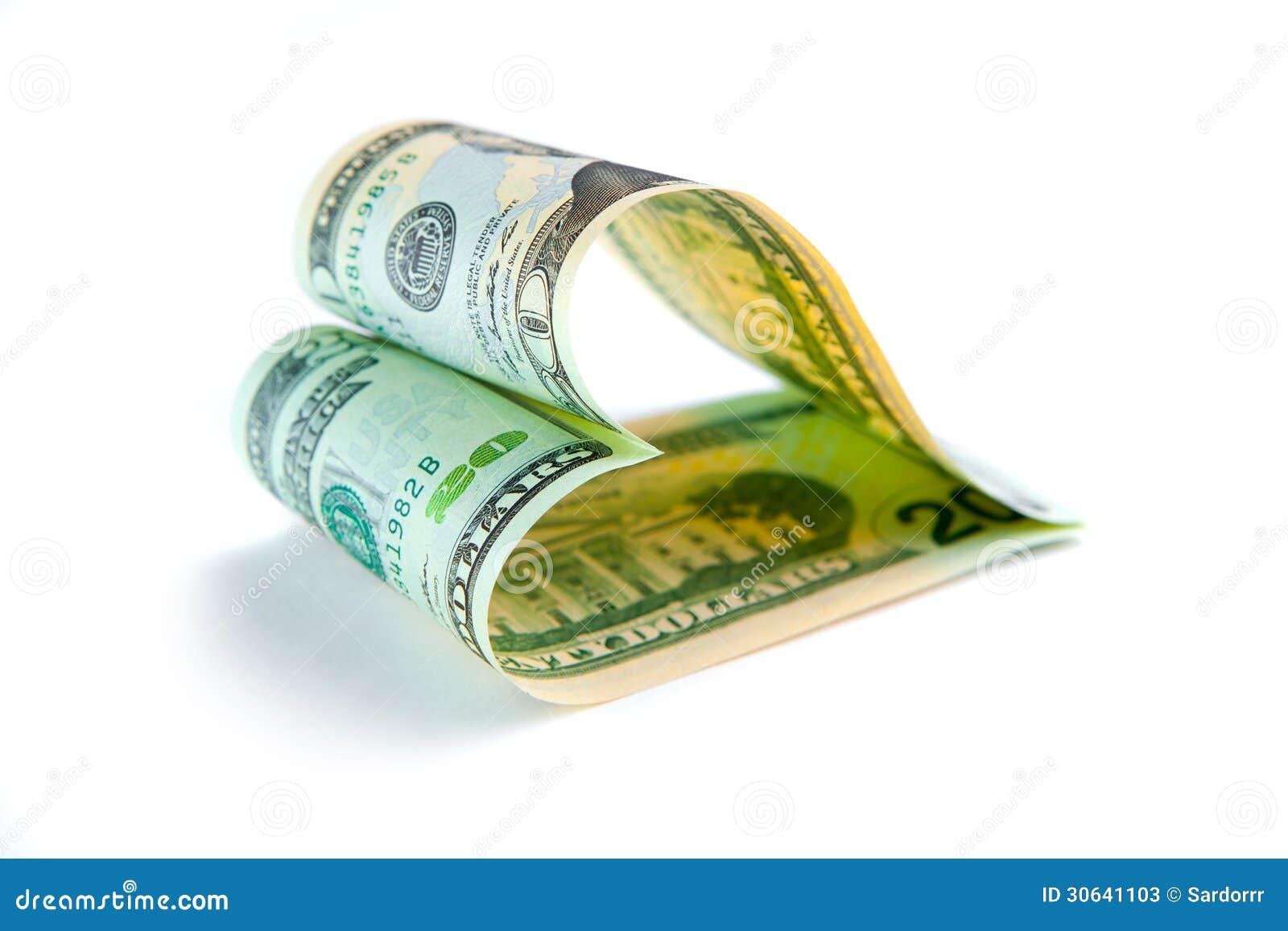 Liefde voor geld