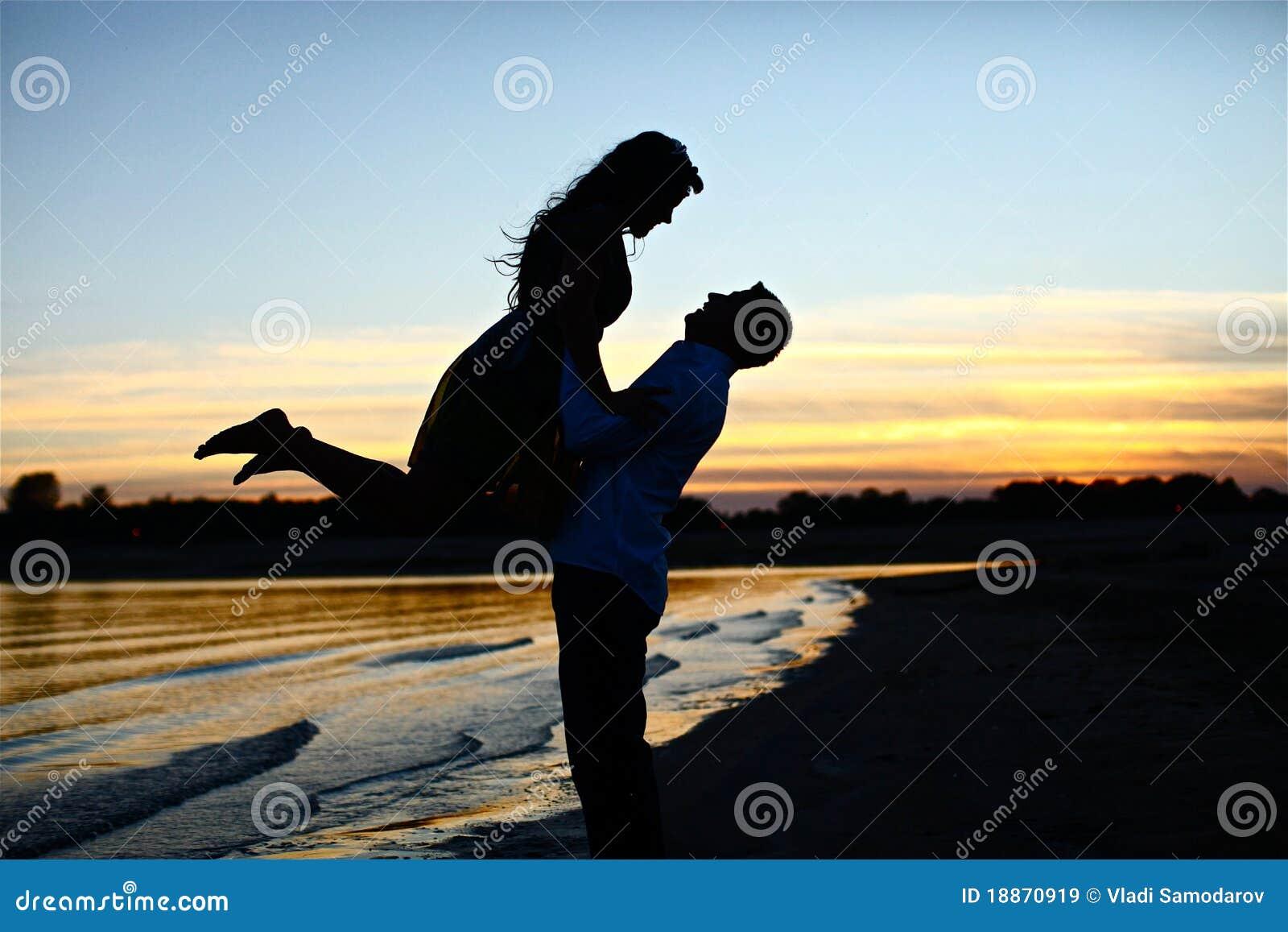 In liefdepaar