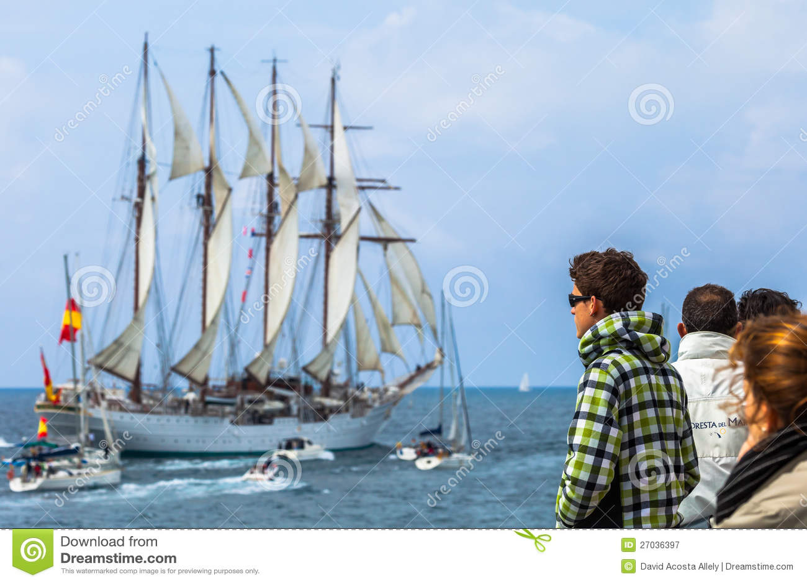 Lieferung Juan Sebastian de Elcano