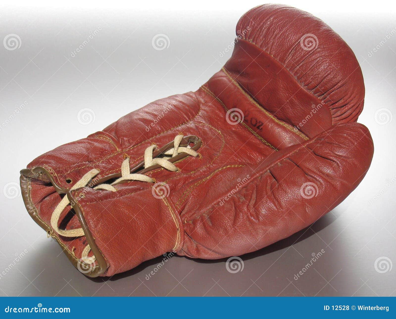Liegenverpacken-Handschuh