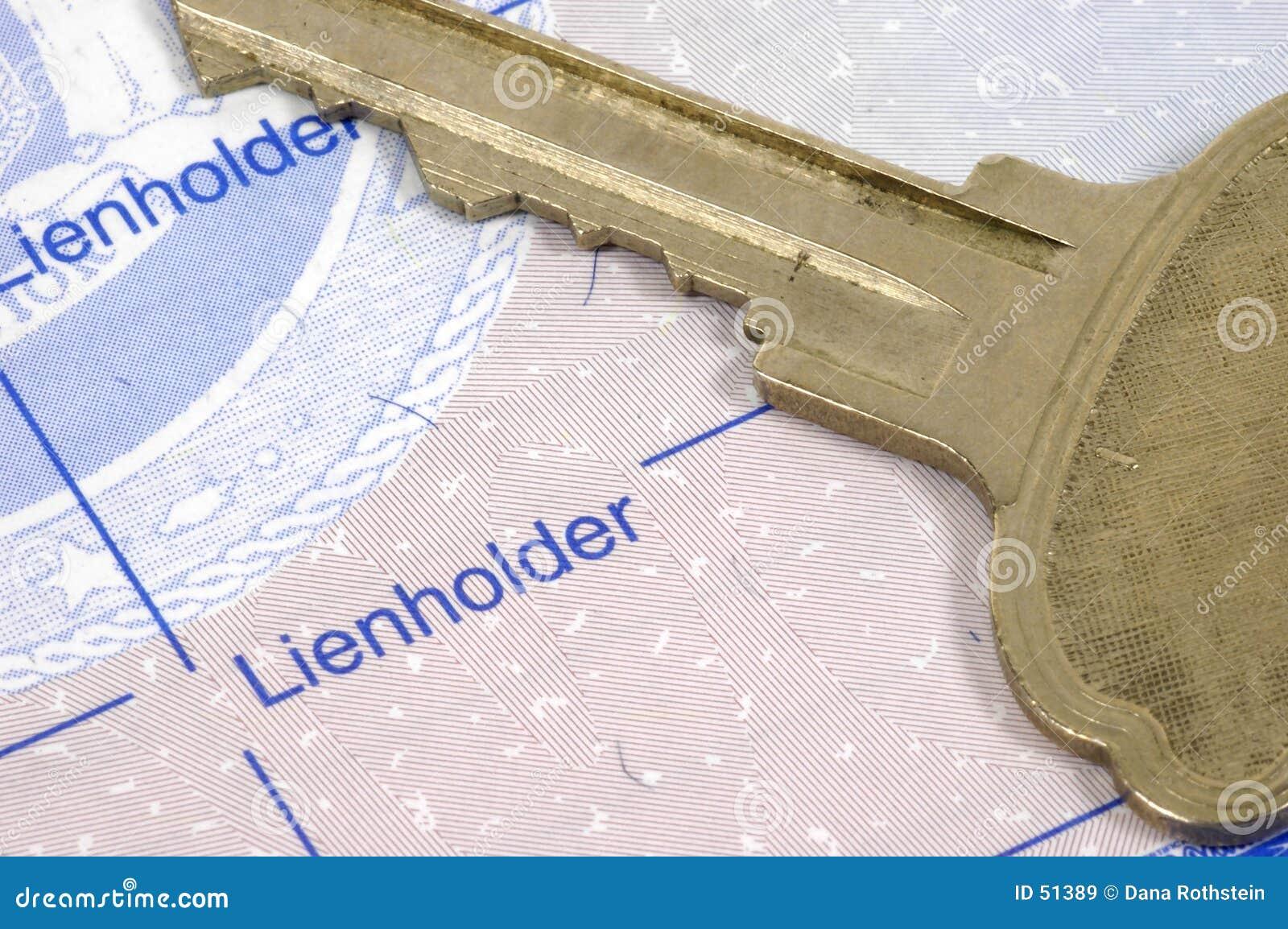 Lienholder