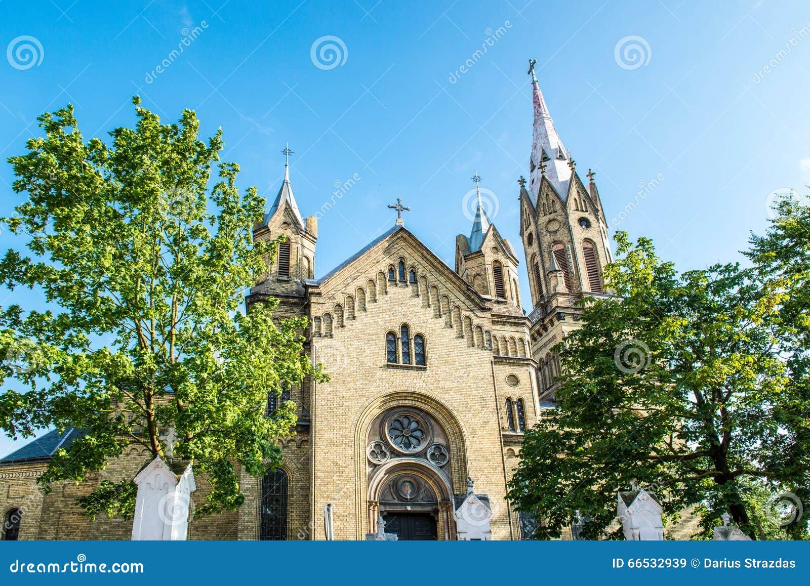 Liepaja kyrka