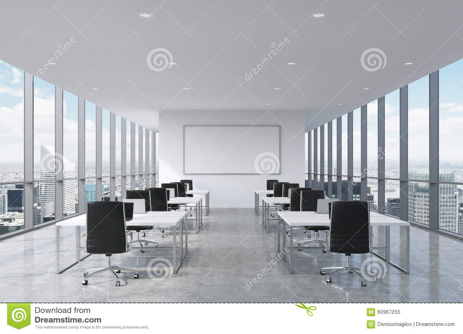 Top Lieux De Travail D'entreprise Symétriques équipés Par Les  WC03