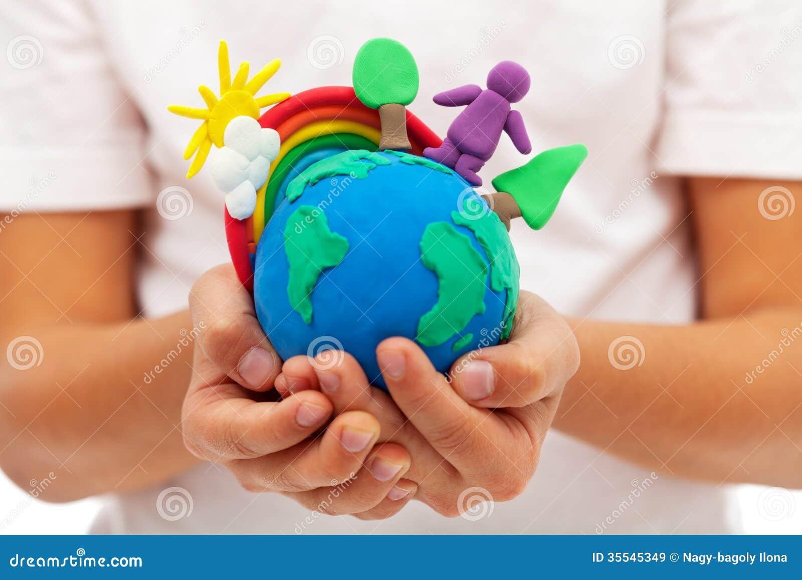 Поделки здоровье планеты