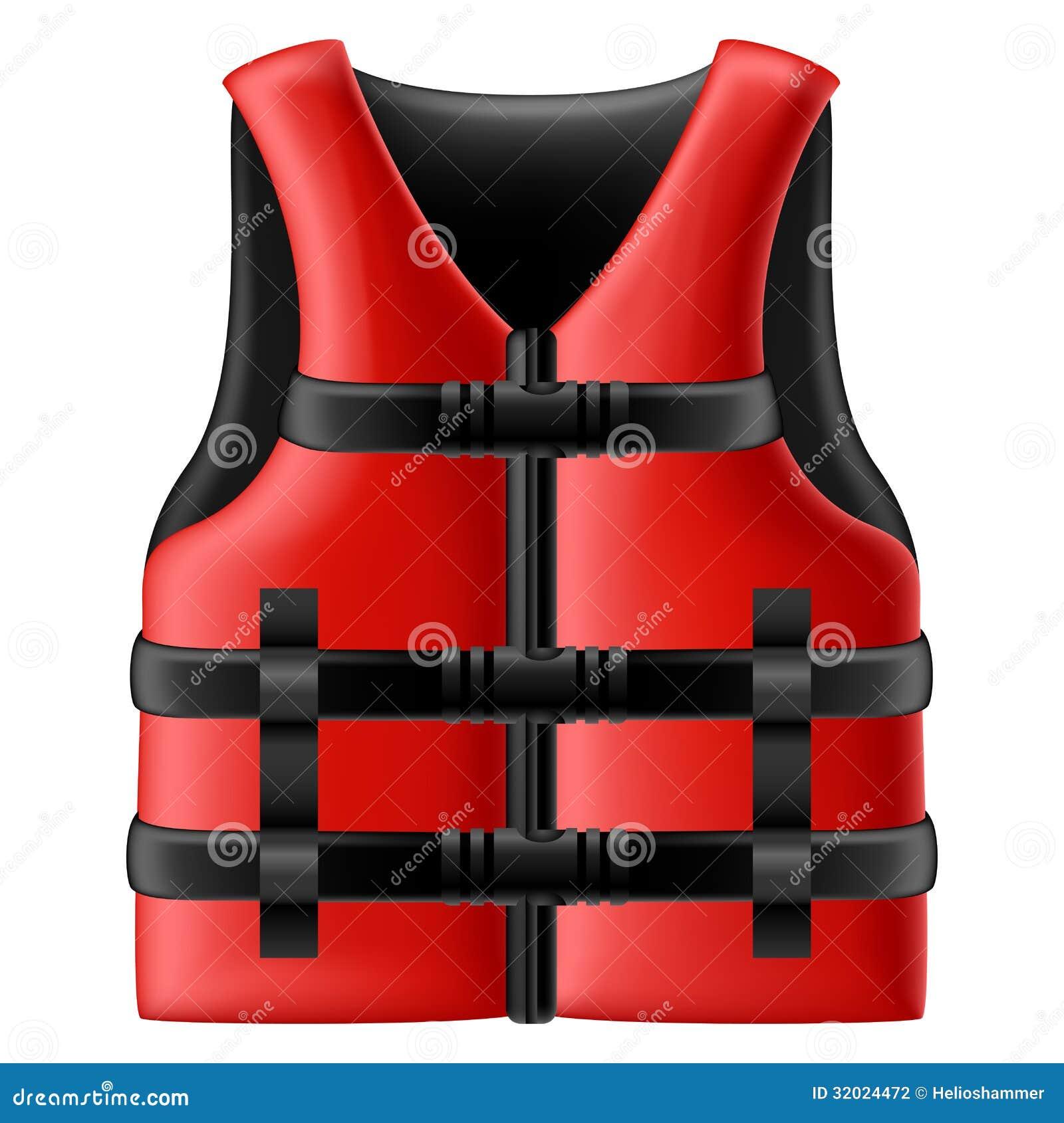 clipart life jacket - photo #50