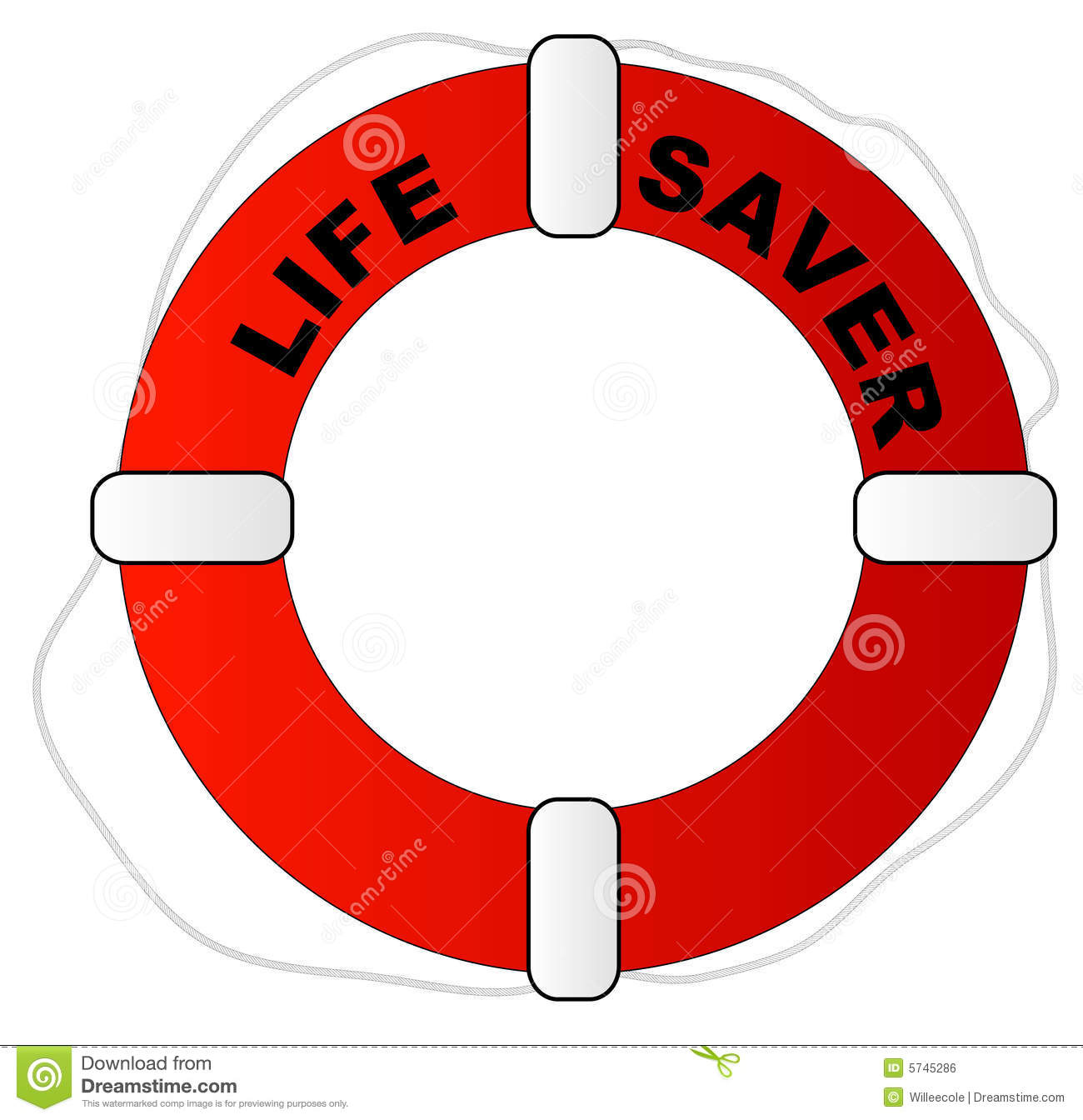 Life Preserver Royalty Free Stock Image Image 5745286