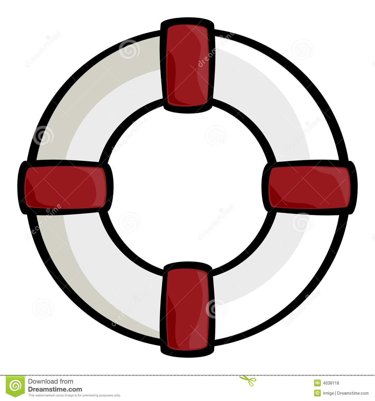 Picture Of Life Preserver Ring