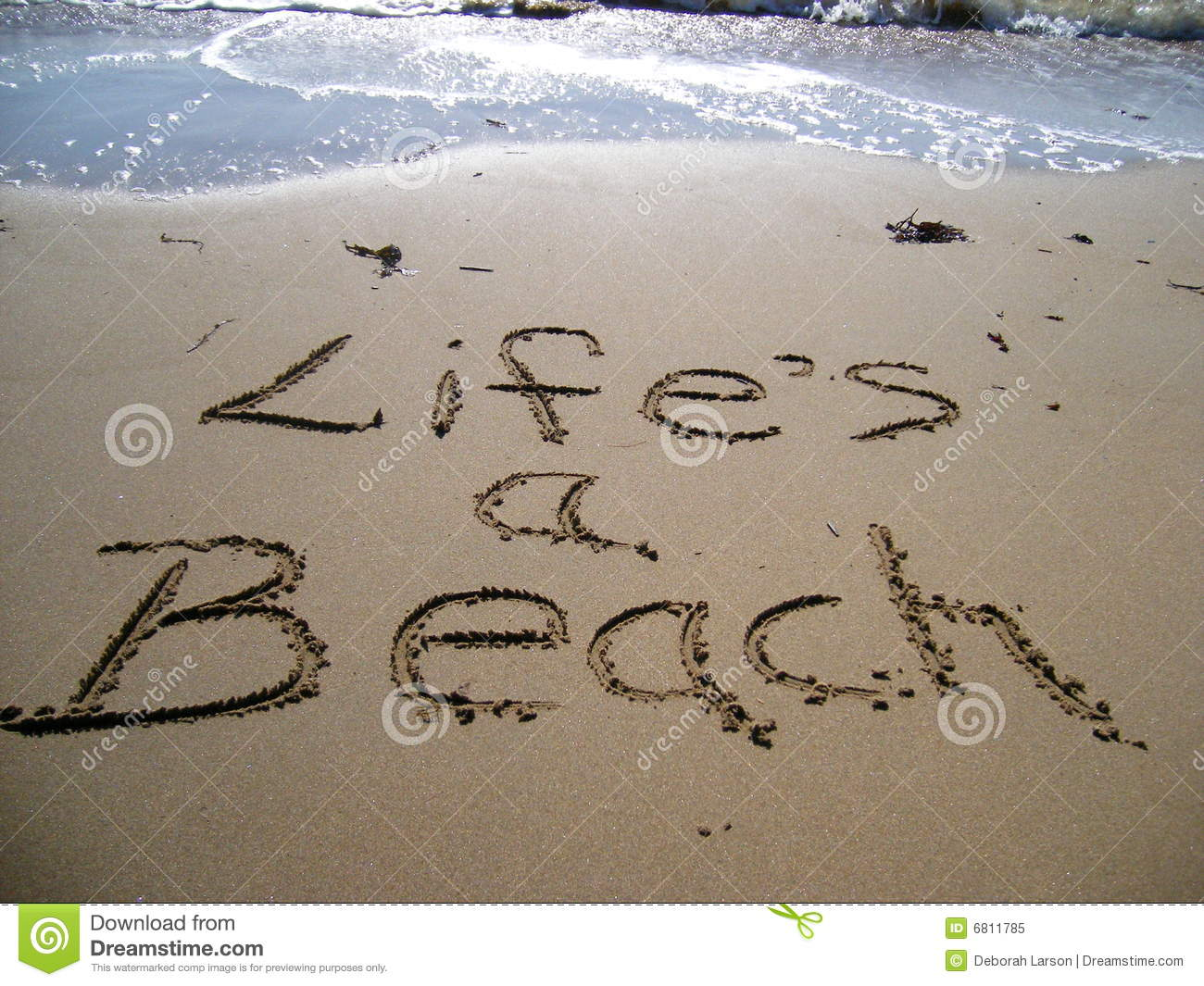 Royalty Free Stock Photo Life S Beach Image6811785 on vacation house plans