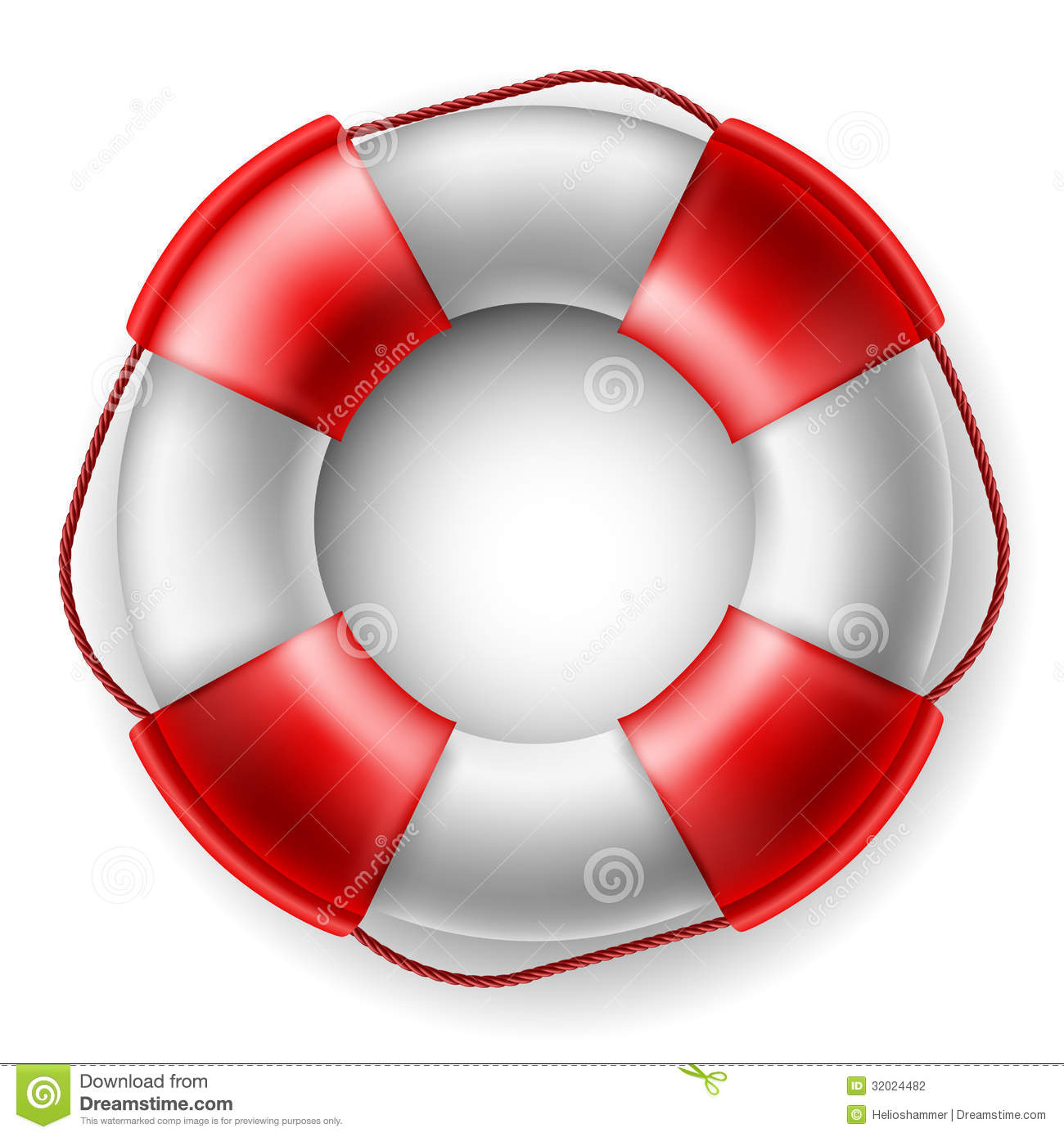 life saver stock vector illustration of rescue insurance 32024482