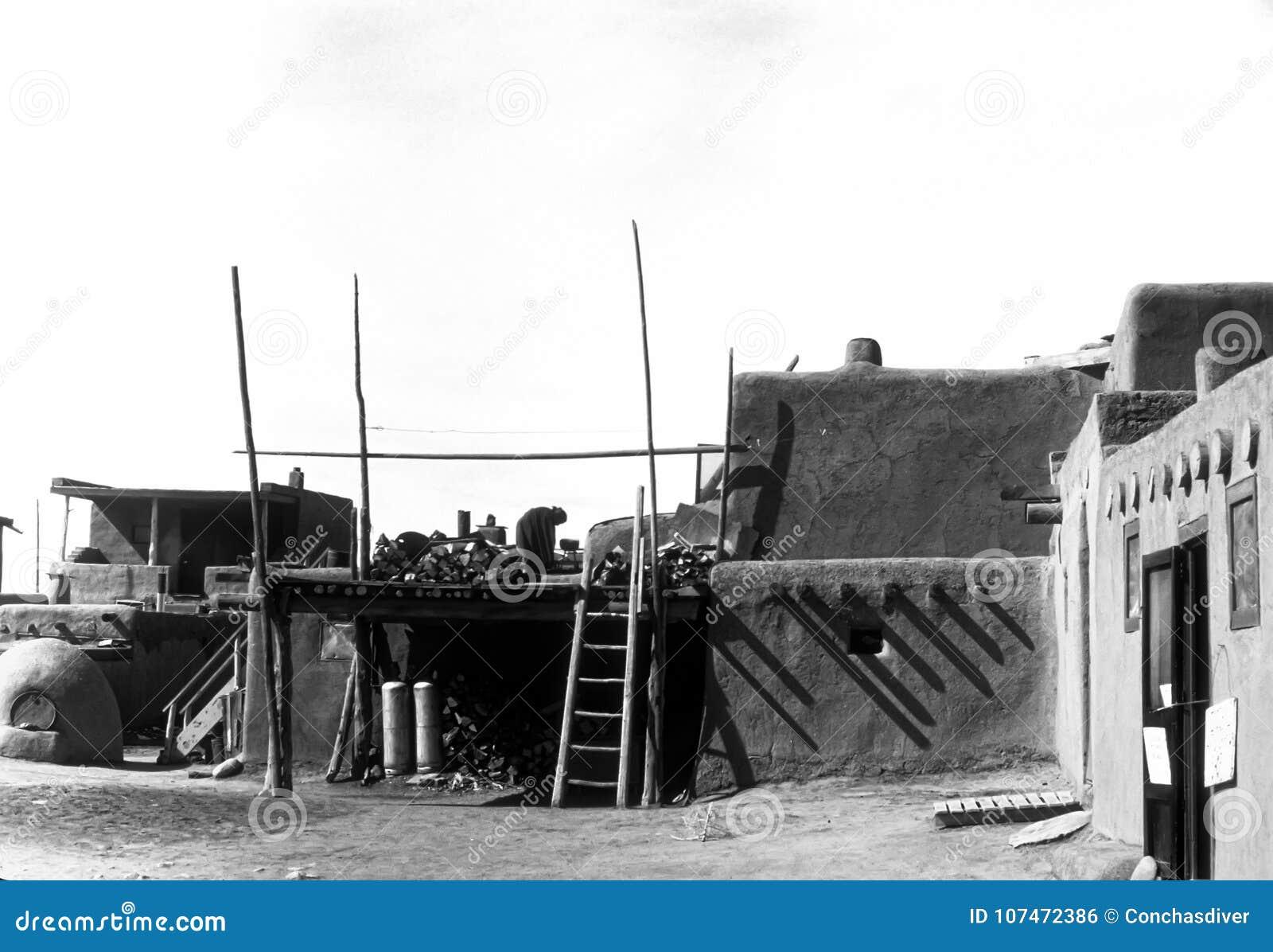 Taos Pueblo, New Mexico | New mexico homes, Taos new ...  |Taos Pueblo New Mexico Usa