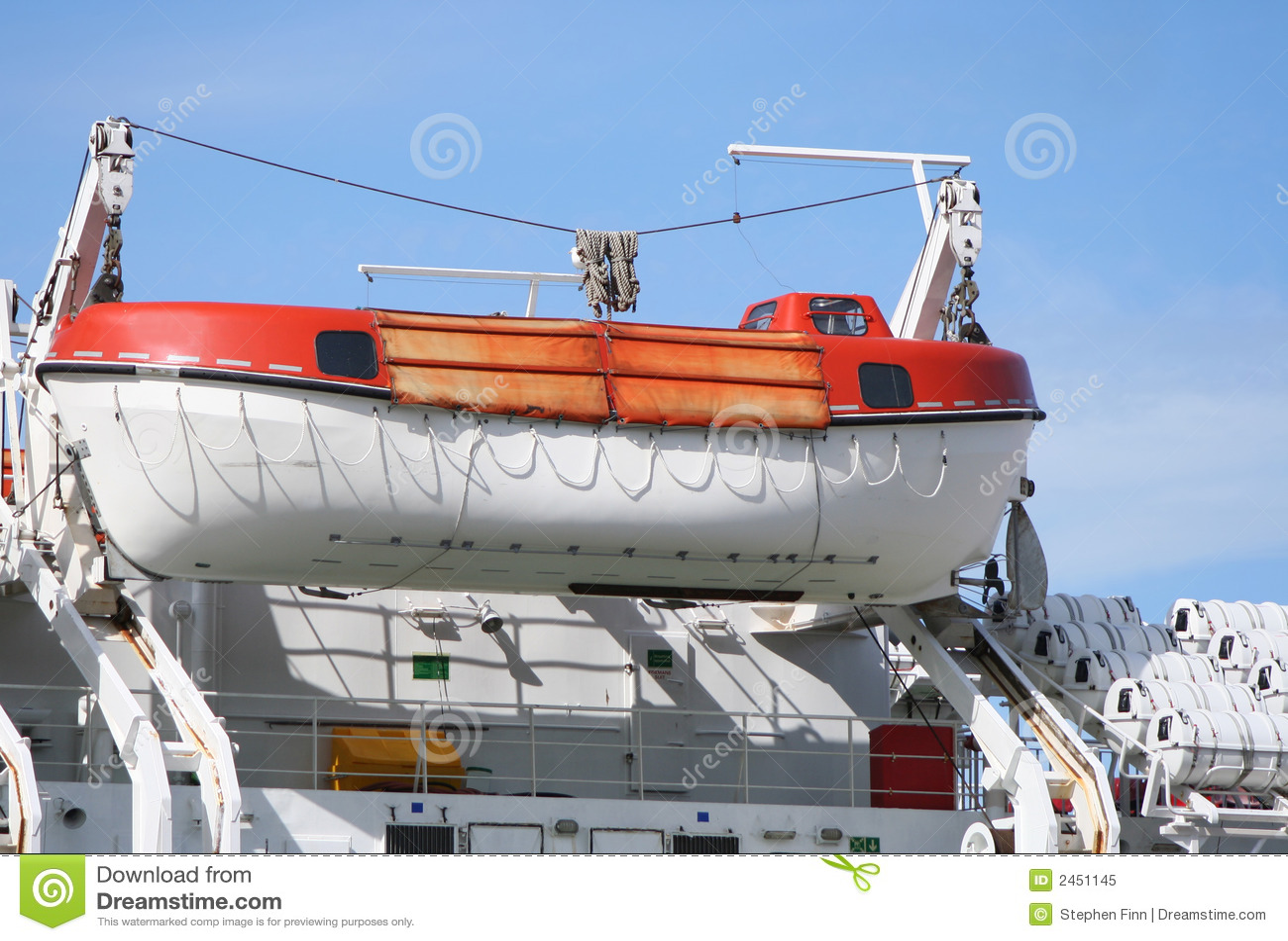 Pixstel - Cruise Ship Lifeboat: Image no. 22654 from Pixstel