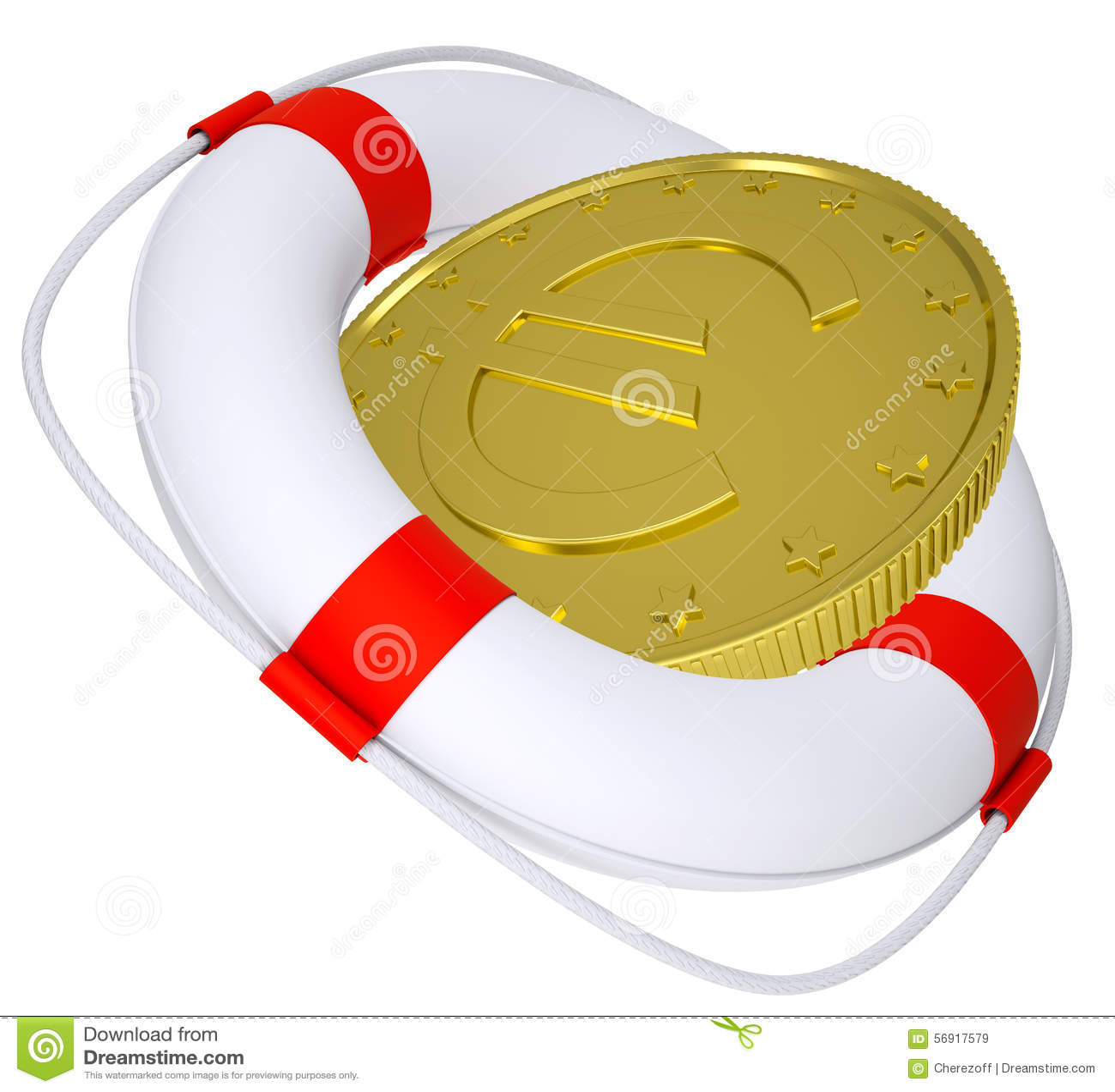 Lifebuoy με το χρυσό ευρώ