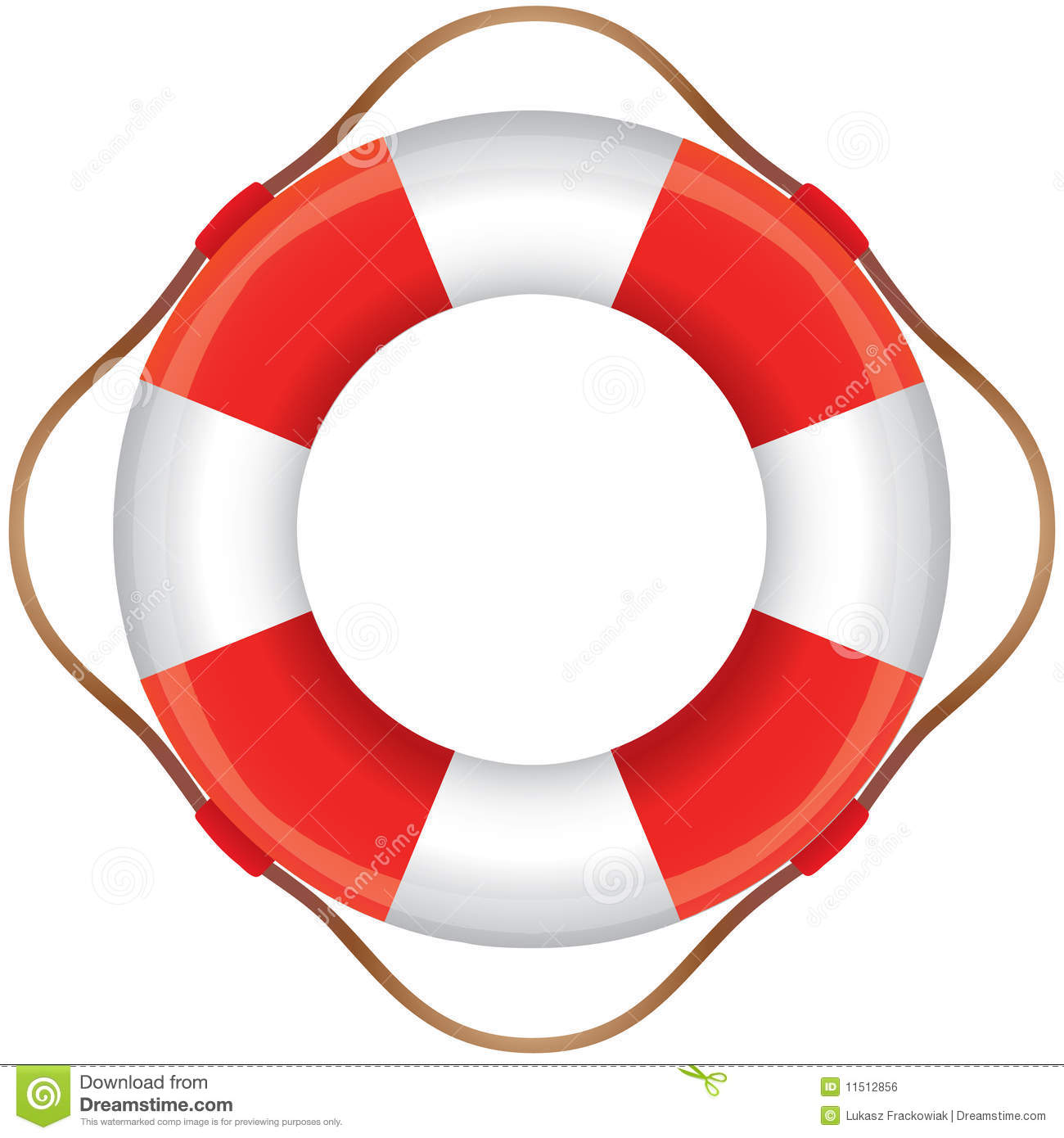 Lifebuoy Royalty Free Stock Image - Image: 11512856