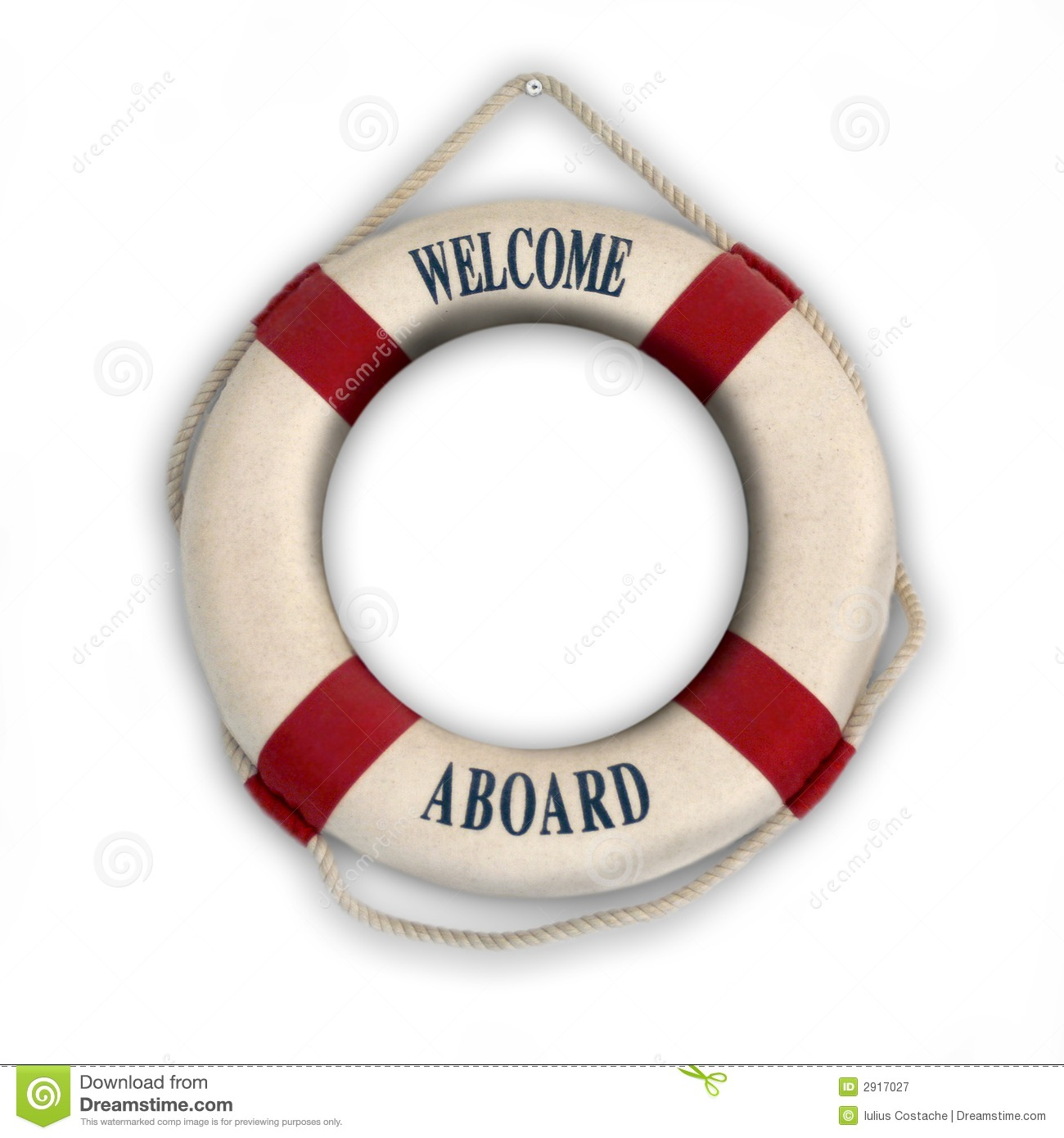 Lifebuoy Royalty Free Stock Photography - Image: 2917027