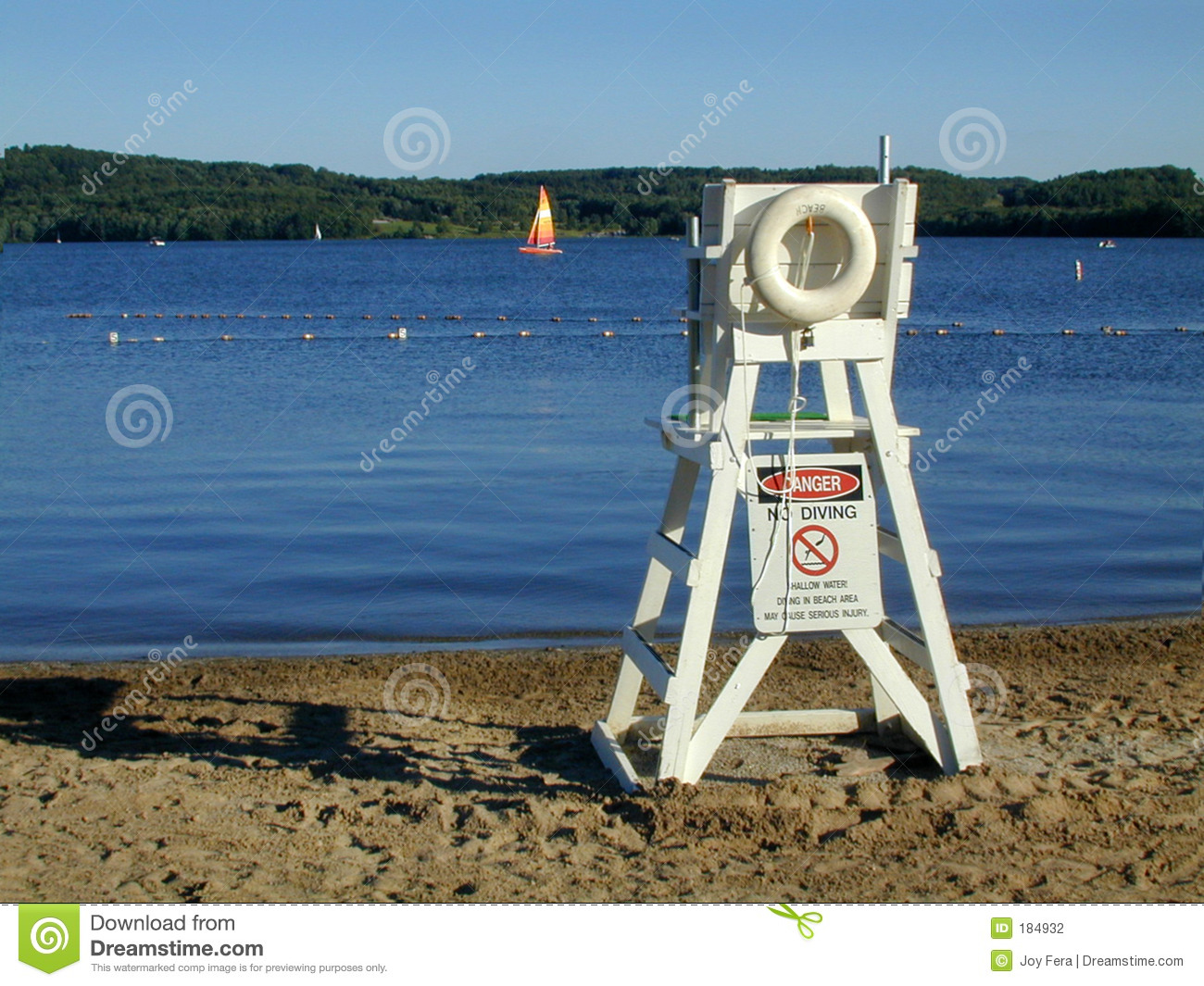 Beach Lifeguard Chair Plans